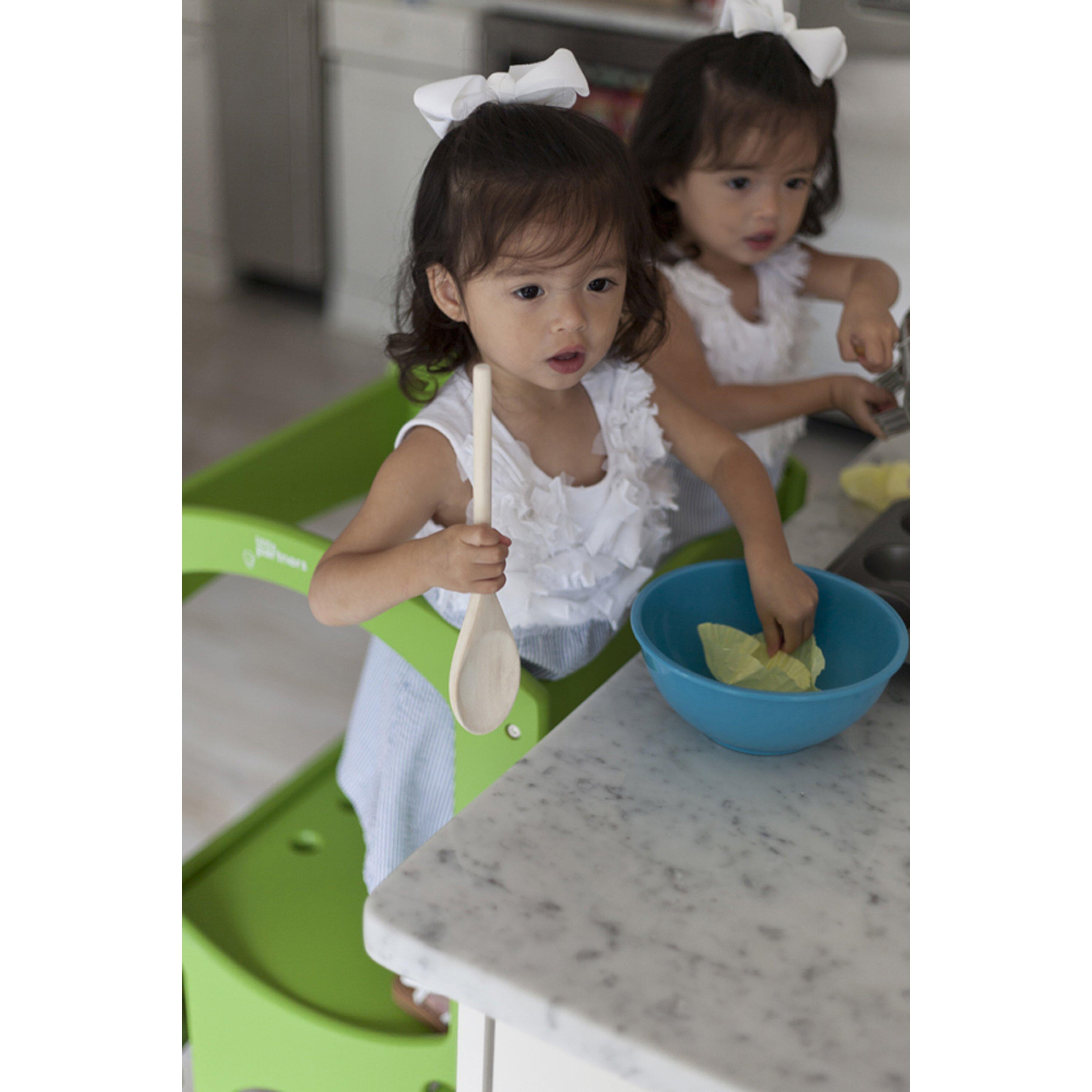 Little Partners 1 Step Kitchen Helper Amp Reviews Wayfair