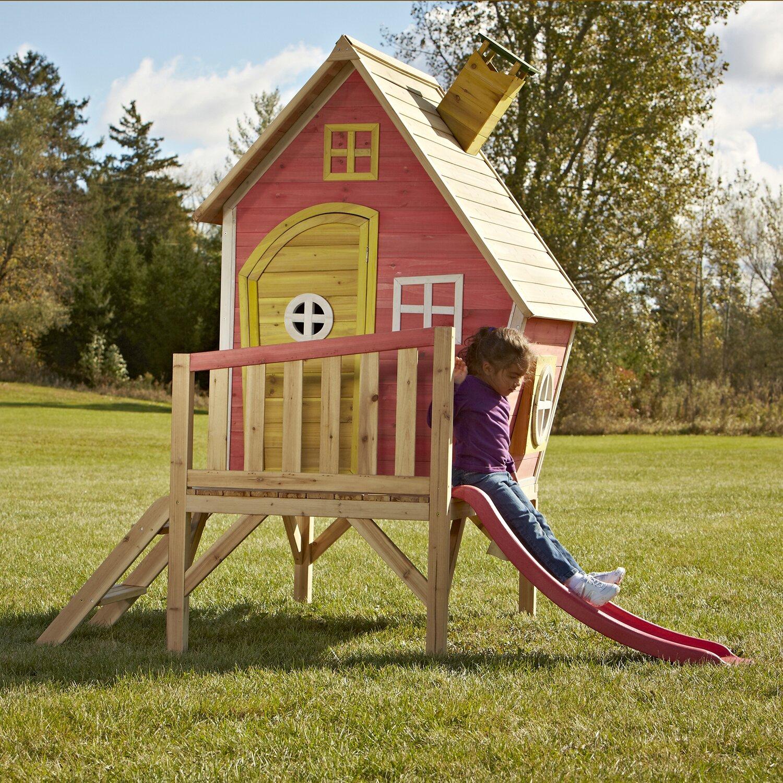 Swing-n-Slide Hide-N-Slide Playhouse & Reviews | Wayfair