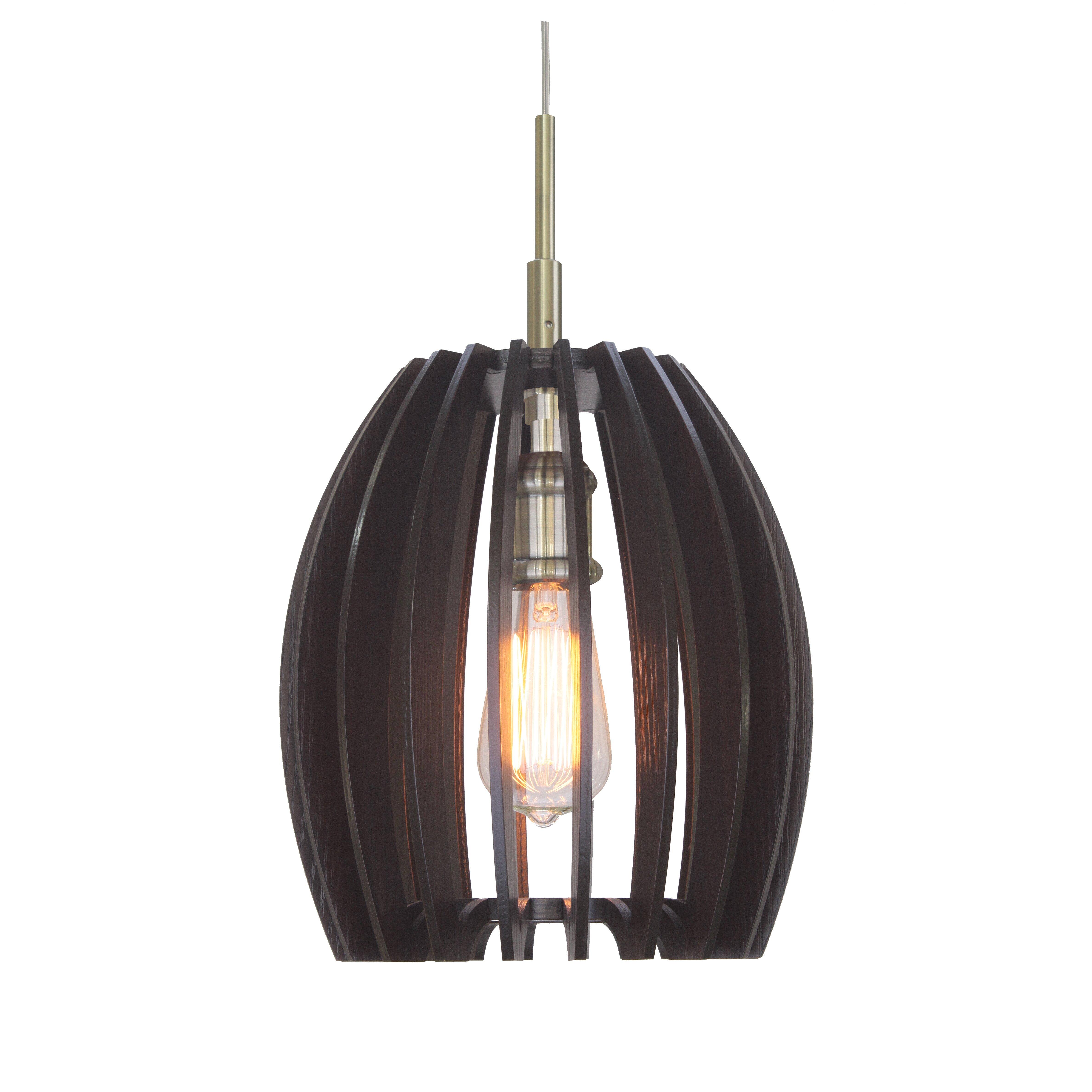Woodbridge Lighting Canopy 1 Light Mini PendantCanopy 1 Light Mini Pendant   Reviews   AllModern. All Modern Pendant Lighting. Home Design Ideas