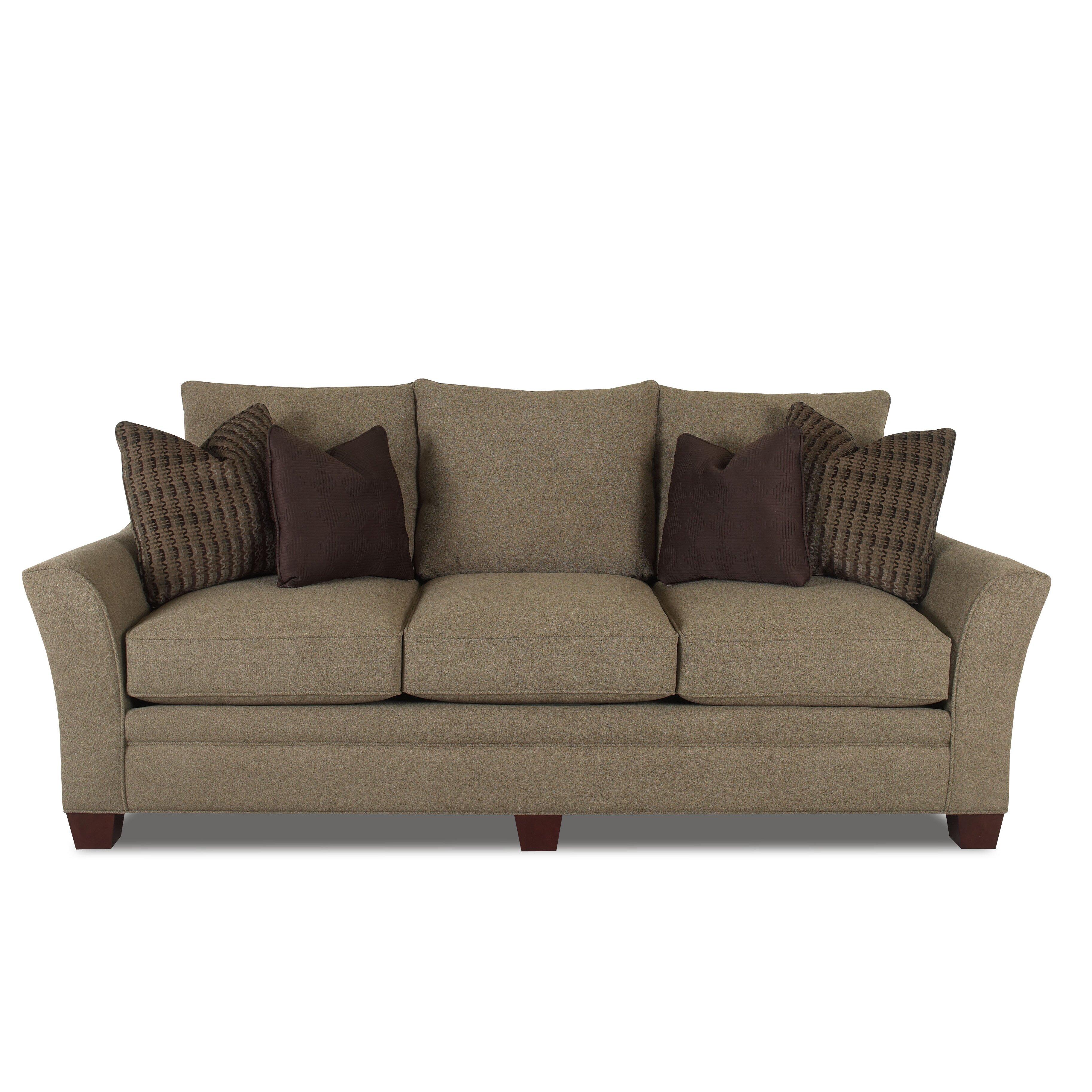 Flexsteel Everly Sofa: Klaussner Furniture Webster Sofa & Reviews