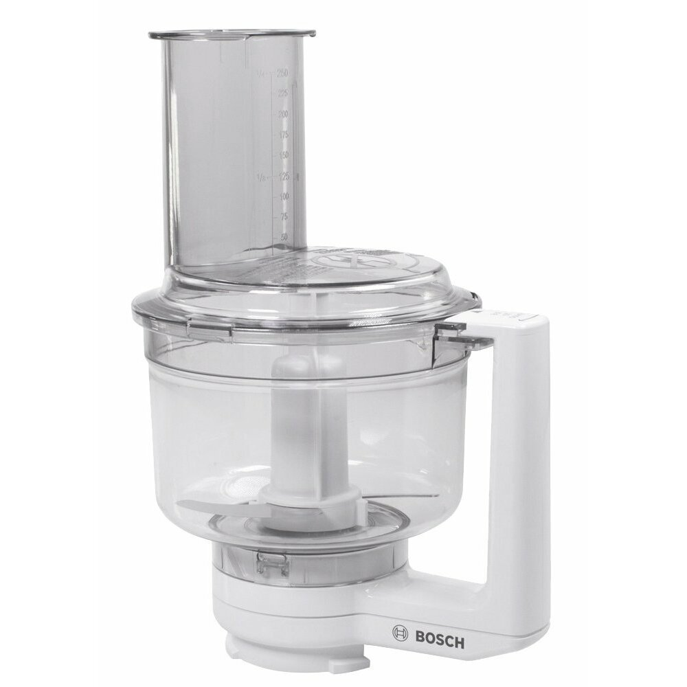 Bosch Small Kitchen Appliances Bosch Universal Plus Mixer Food Processor Attachment Reviews