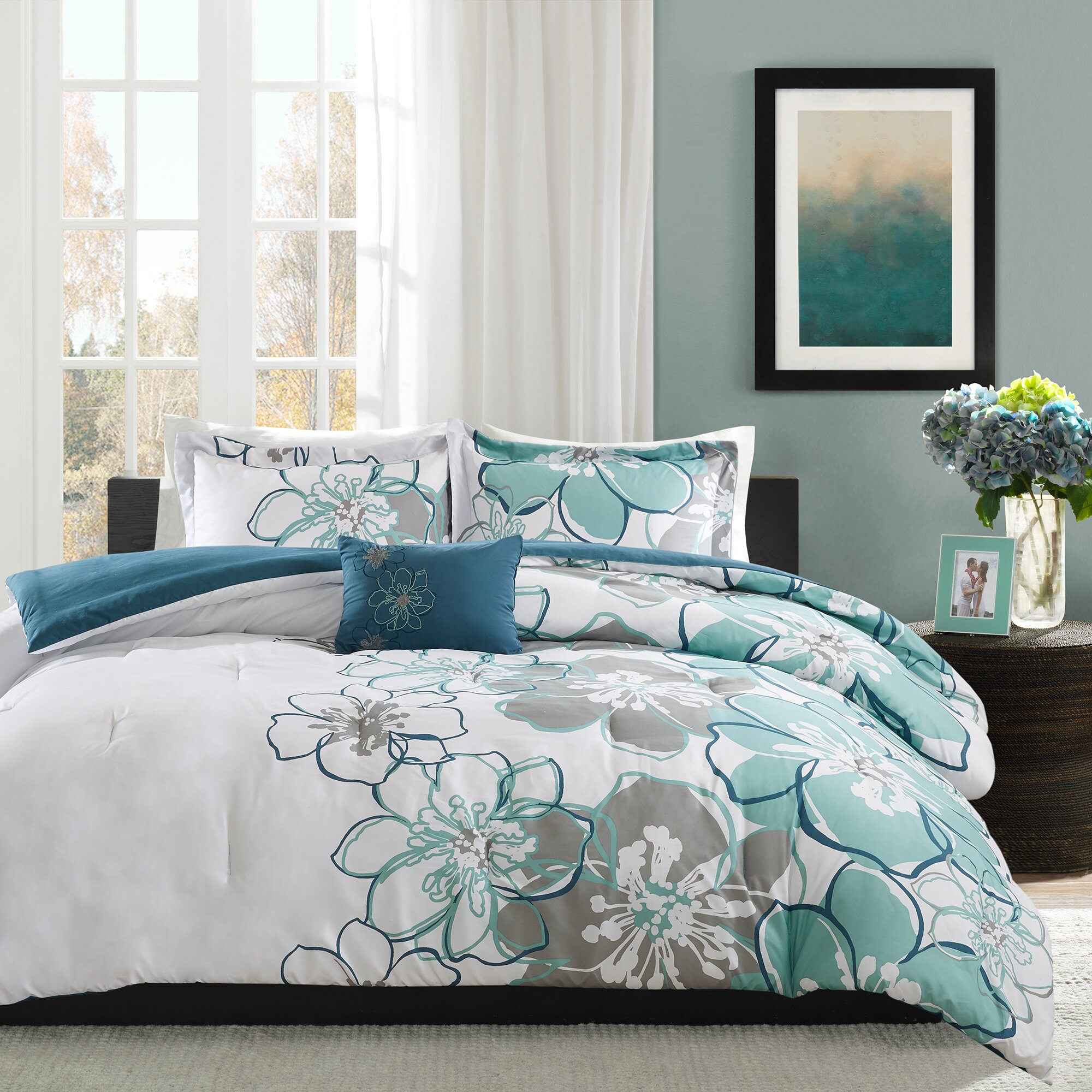 mi zone allison comforter set reviews