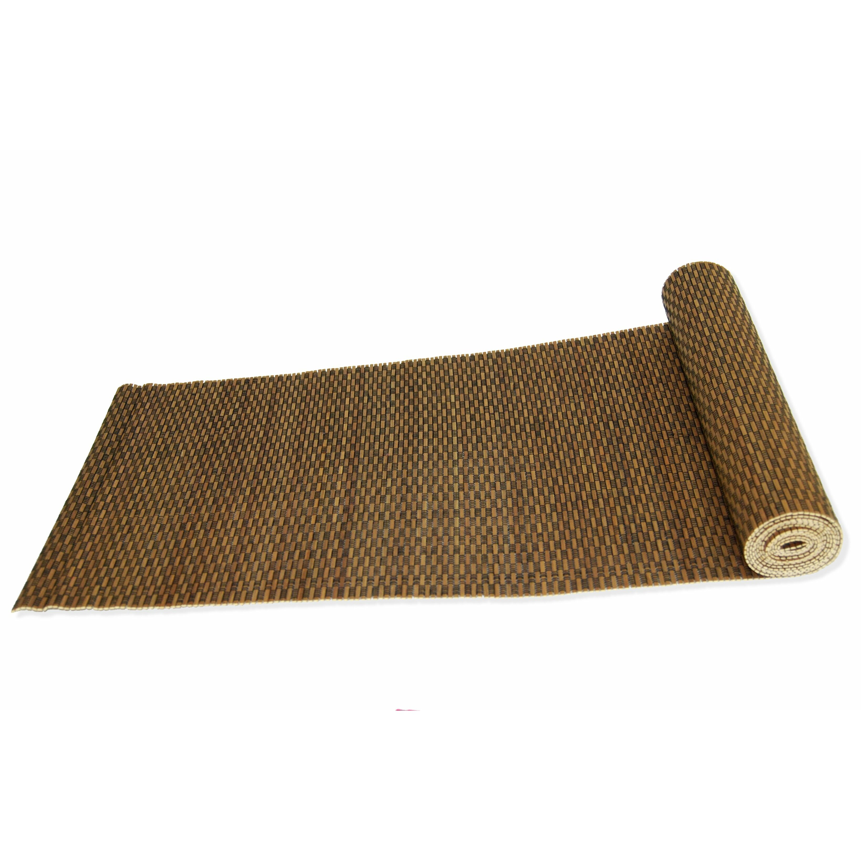 Bamboo table runner - Versailles Home Fashions Bamboo Table Runner