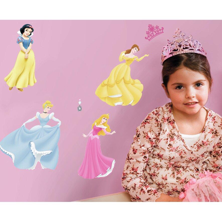 disney princess wall sticker wayfair co uk pics photos disney princess sticker decals