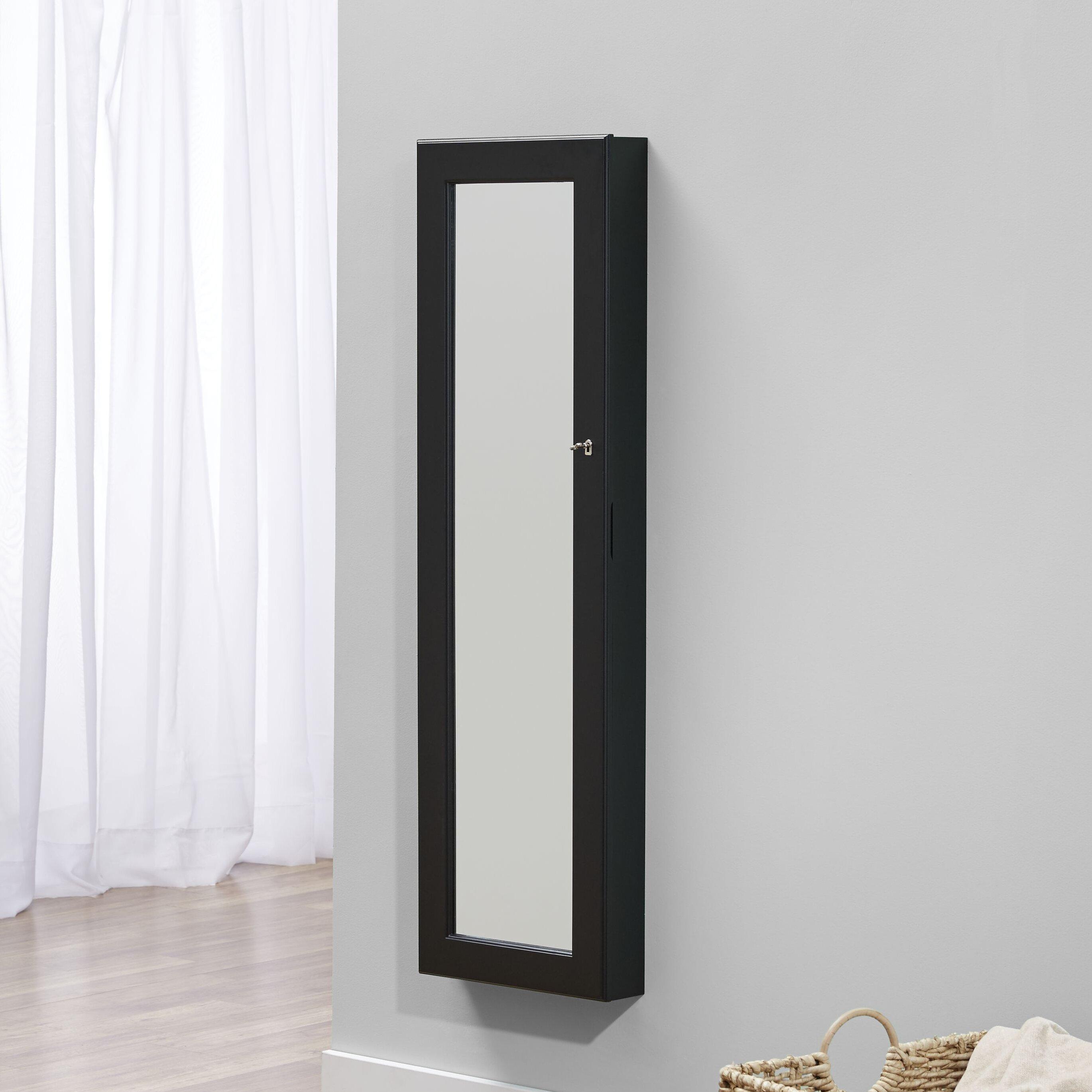 Over The Door Jewelry Armoire: InnerSpace Luxury Products Over The Door Jewelry Armoire