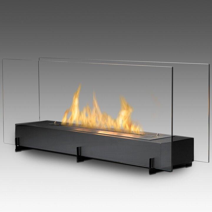 Eco-Feu Vision 2 Bio-Ethanol Tabletop Fireplace - Eco-Feu Vision 2 Bio-Ethanol Tabletop Fireplace Wayfair