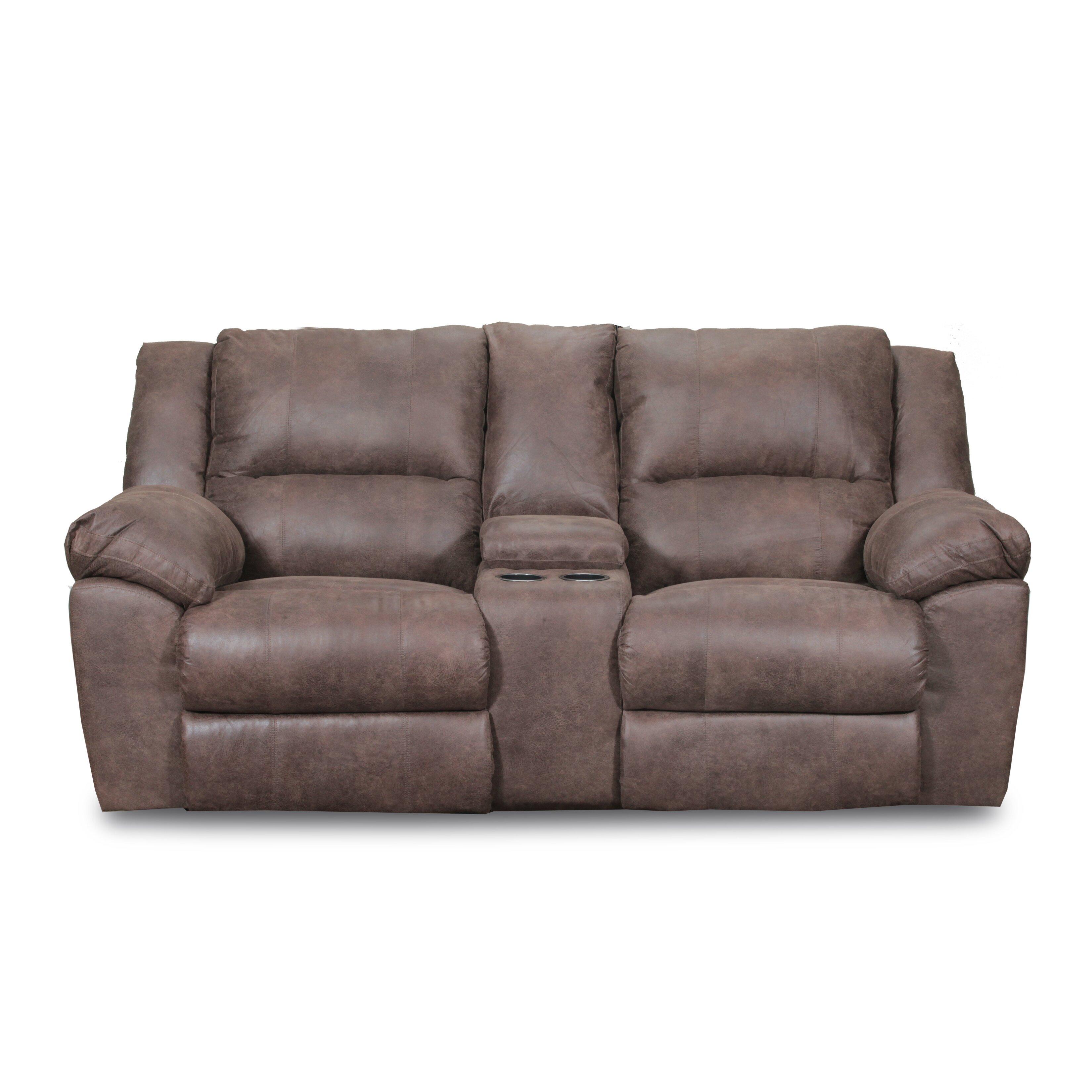 Simmons Upholstery Phoenix Mocha Living Room Collection