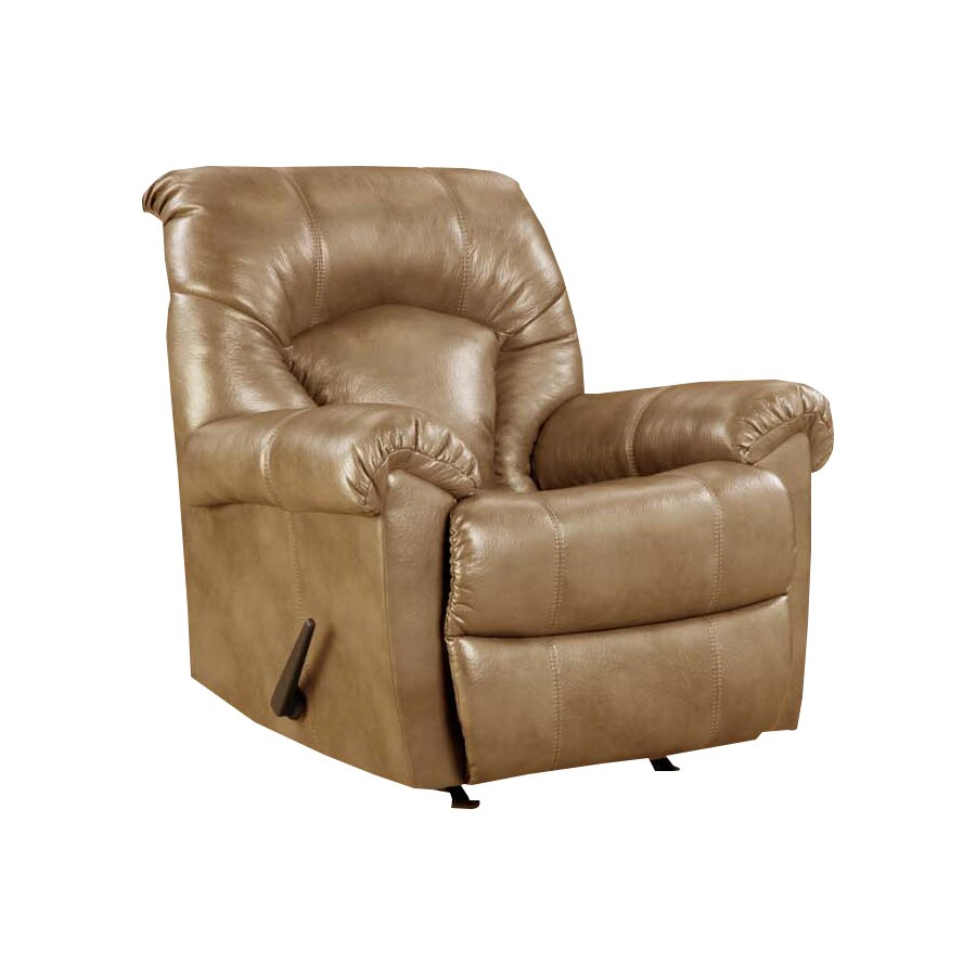 simmons leather rocker recliner - 28 images - simmons ...