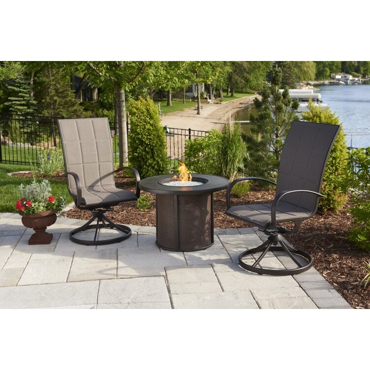 Stonefire Kitchen: The Outdoor GreatRoom Company Stonefire Gas Fire Pit Table
