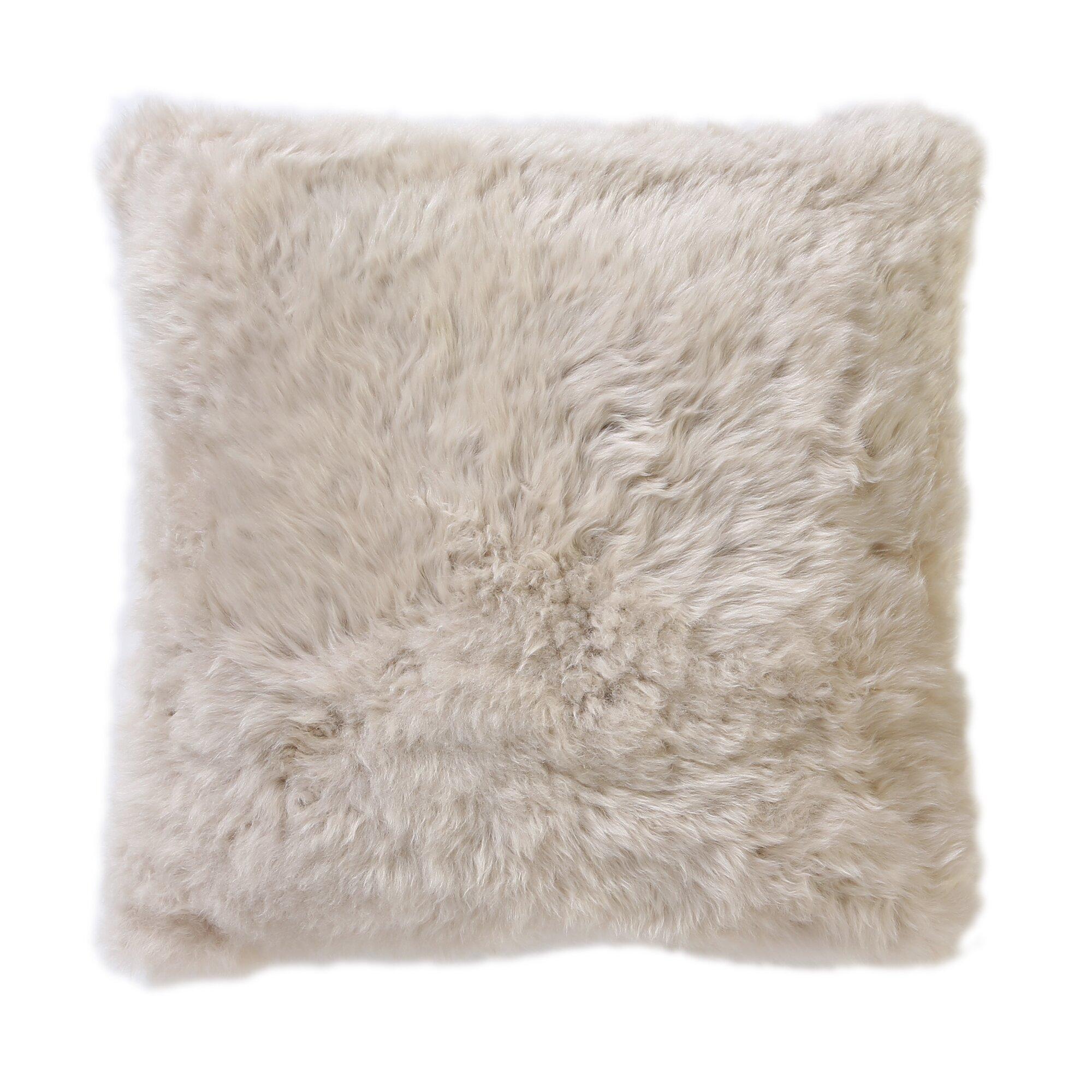 Fibre by Auskin Throw Pillow & Reviews | Wayfair - Fibre by Auskin Throw Pillow
