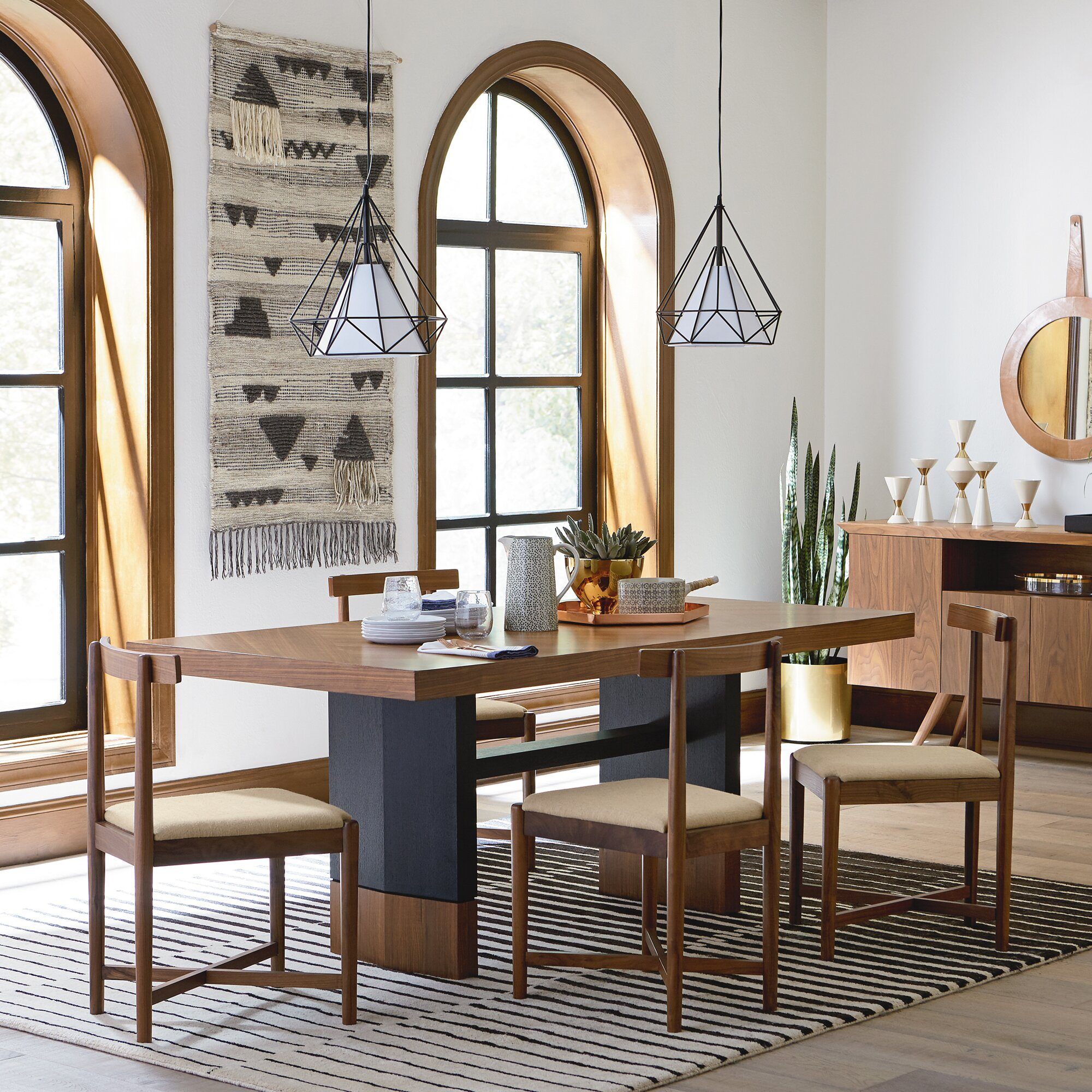 Dwell dining room table