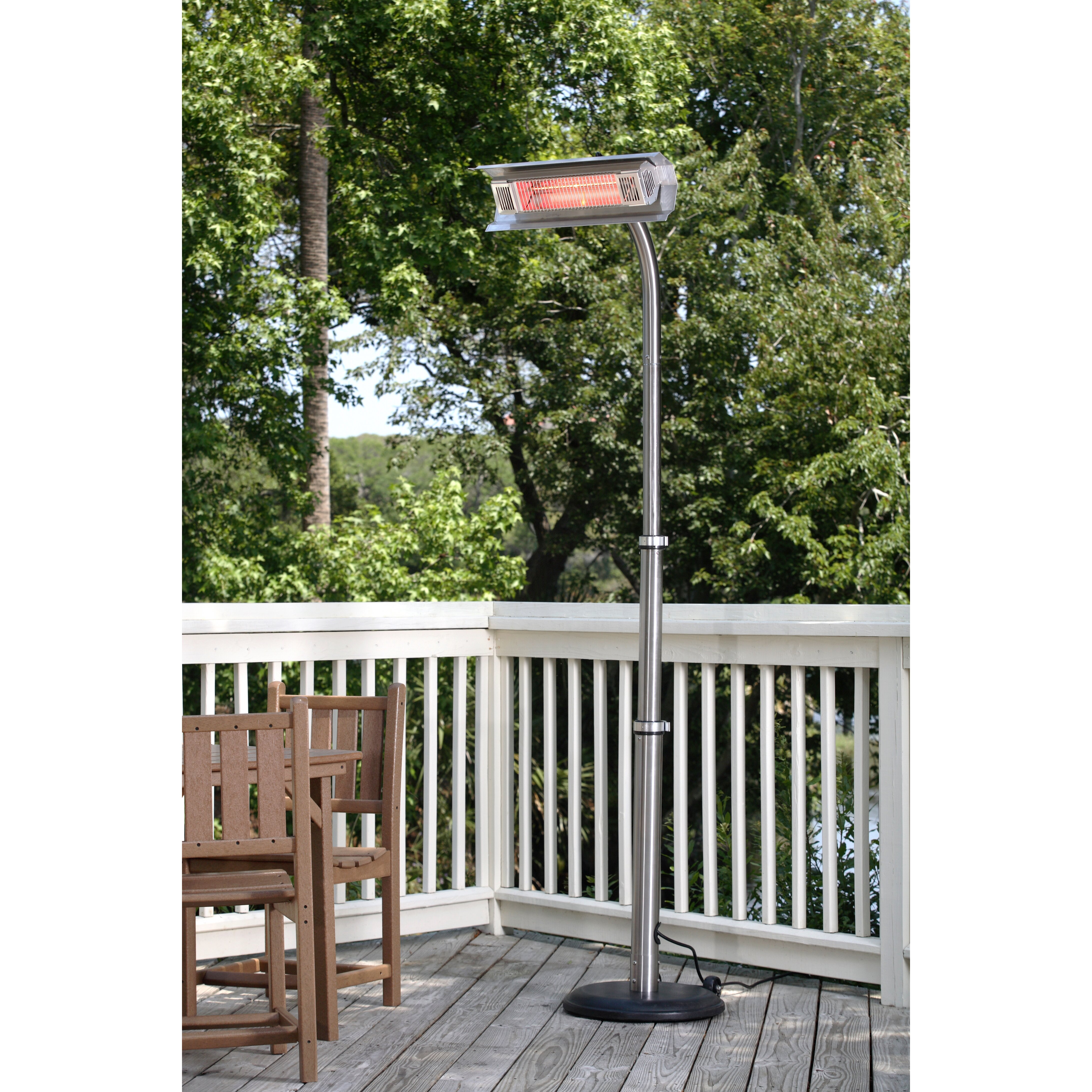 Fire Sense 1500 Watt Electric Patio Heater Reviews – Fire Sense Patio Heater