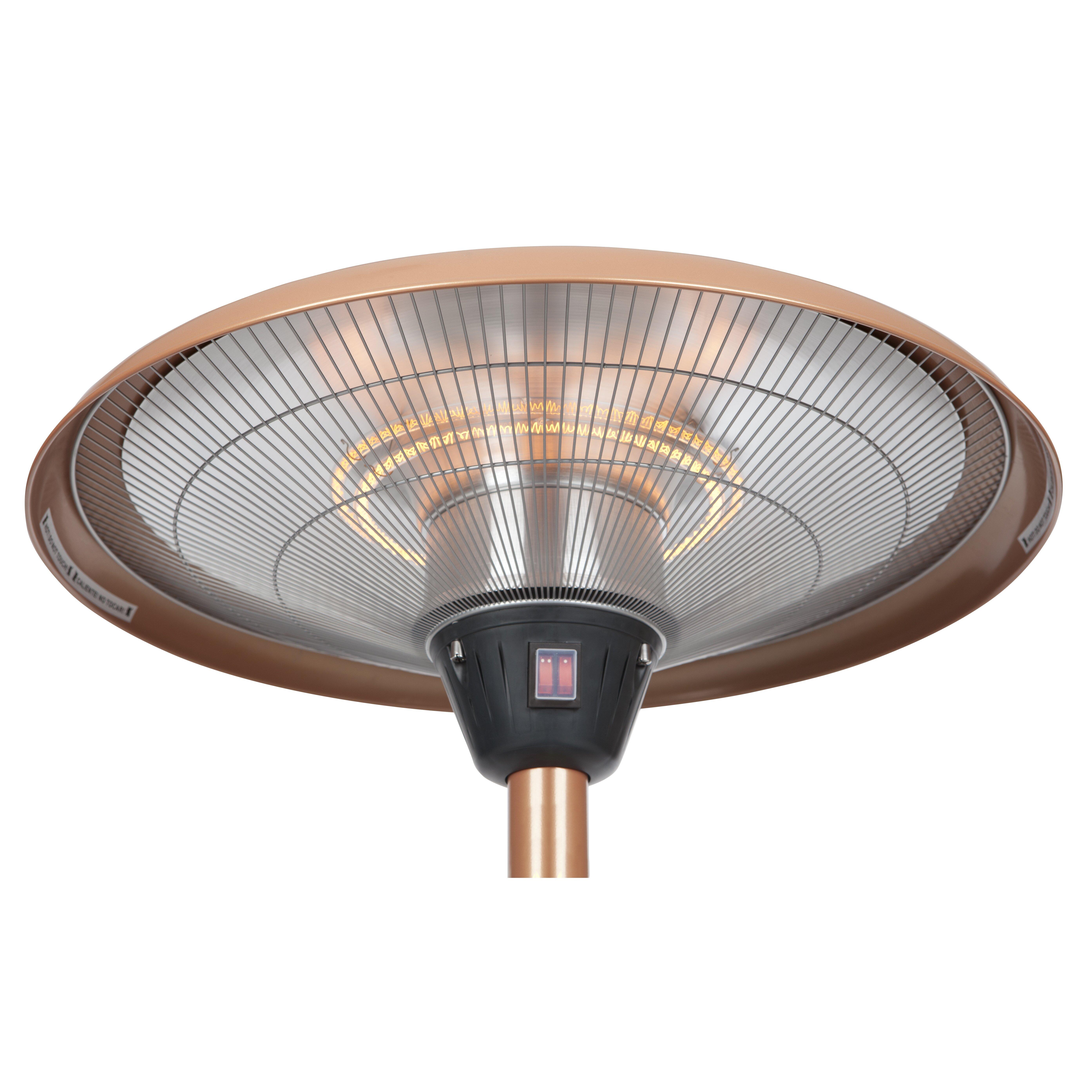 Outdoor Heating  Electric Patio Heaters Fire Sense SKU: FRS1176