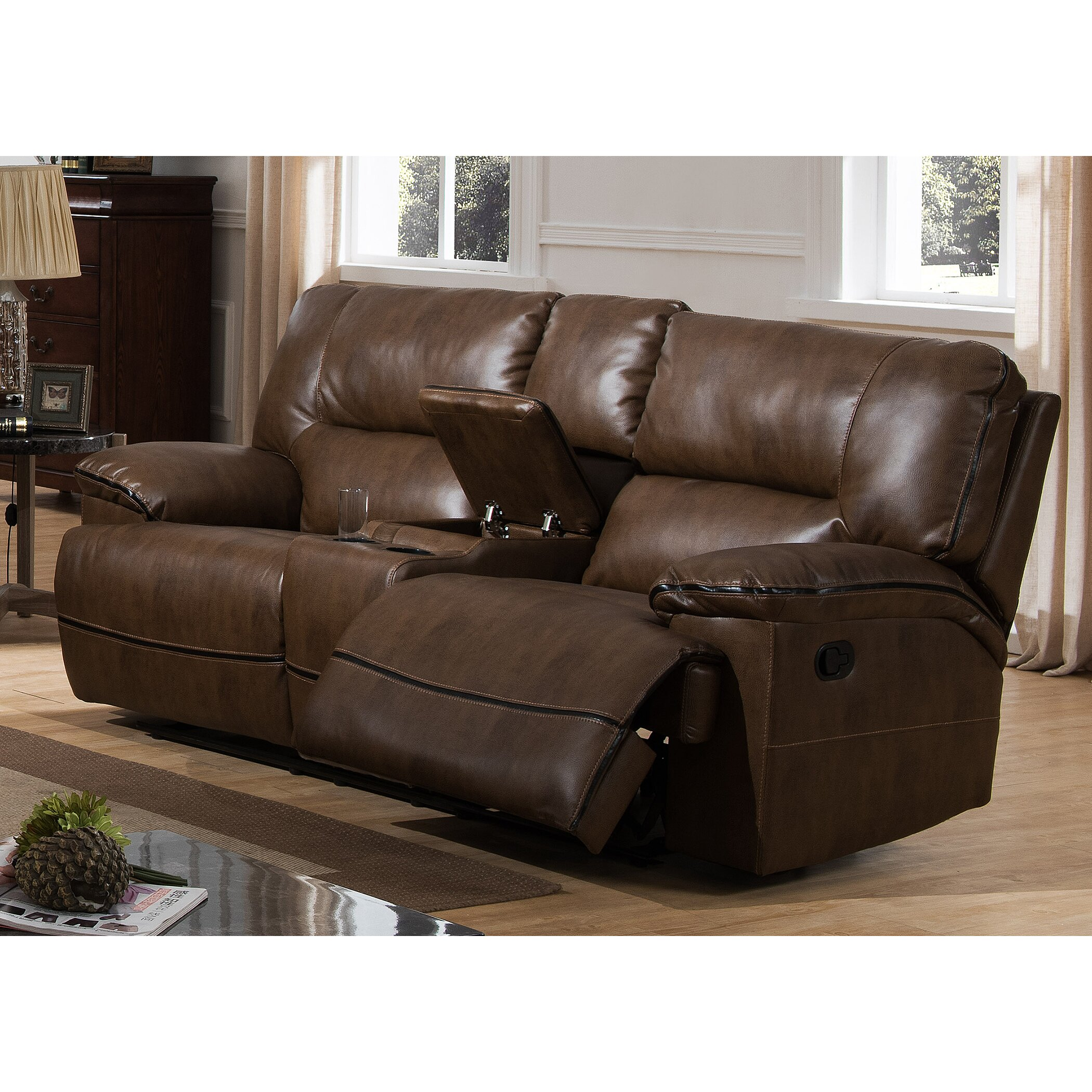 ... Ac Pacific Dwayne Sofa And Loveseat Set ...