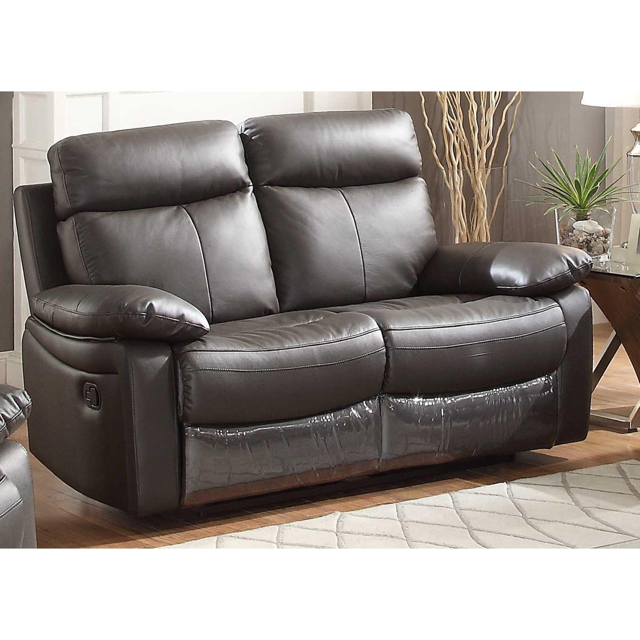 ac pacific ryker 3 piece living room set | wayfair