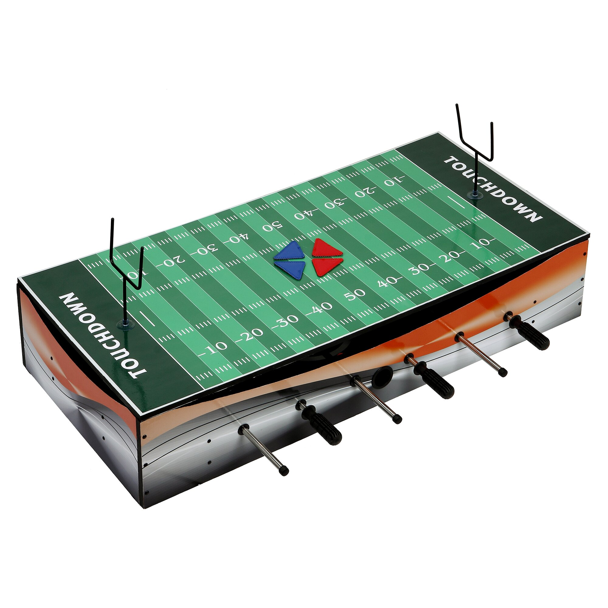 Hathaway games revolver 4 in 1 multi game table for 12 in 1 game table walmart