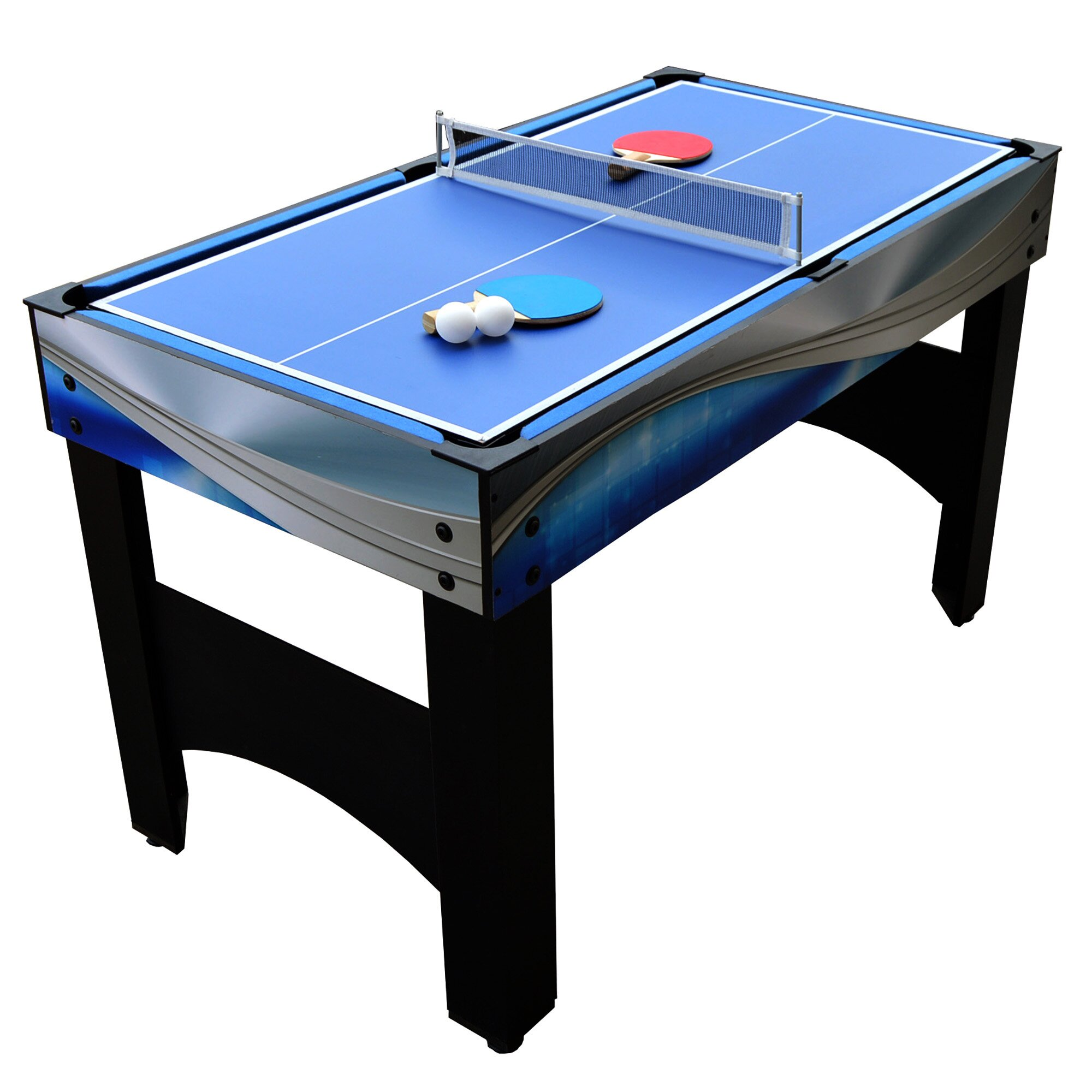 Hathaway games matrix 7 in 1 multi game table reviews for 12 in 1 game table walmart
