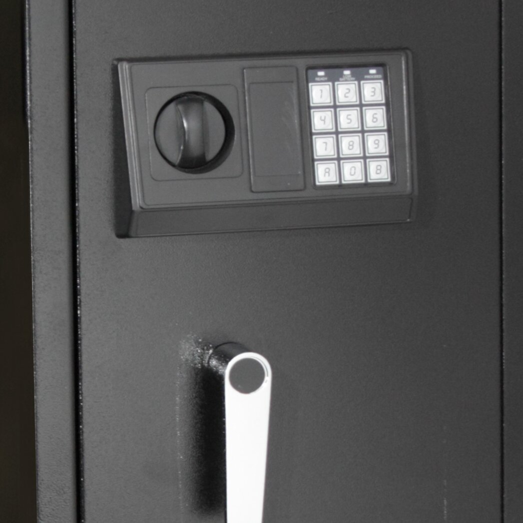 Woodmark Gun Cabinet Honeywell Electronic Lock Commercial Gun Safe 385cuft Reviews