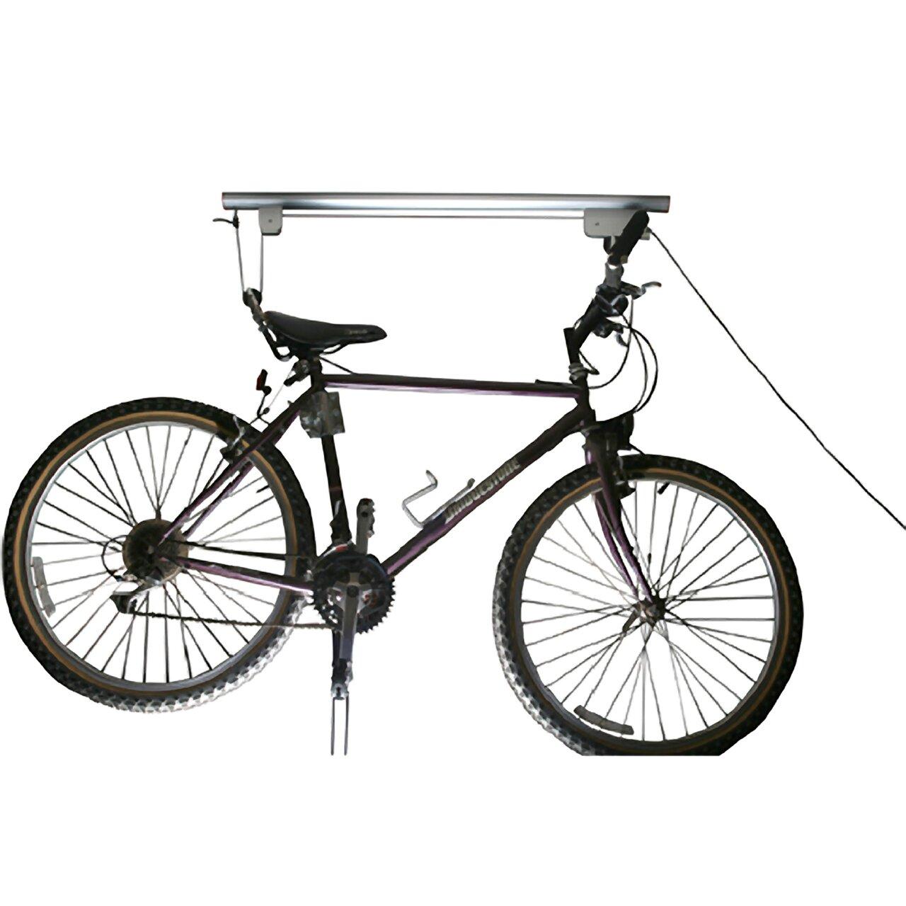 Rad Cycle Products Rail Mount Bike Hoist And Ladder Lift