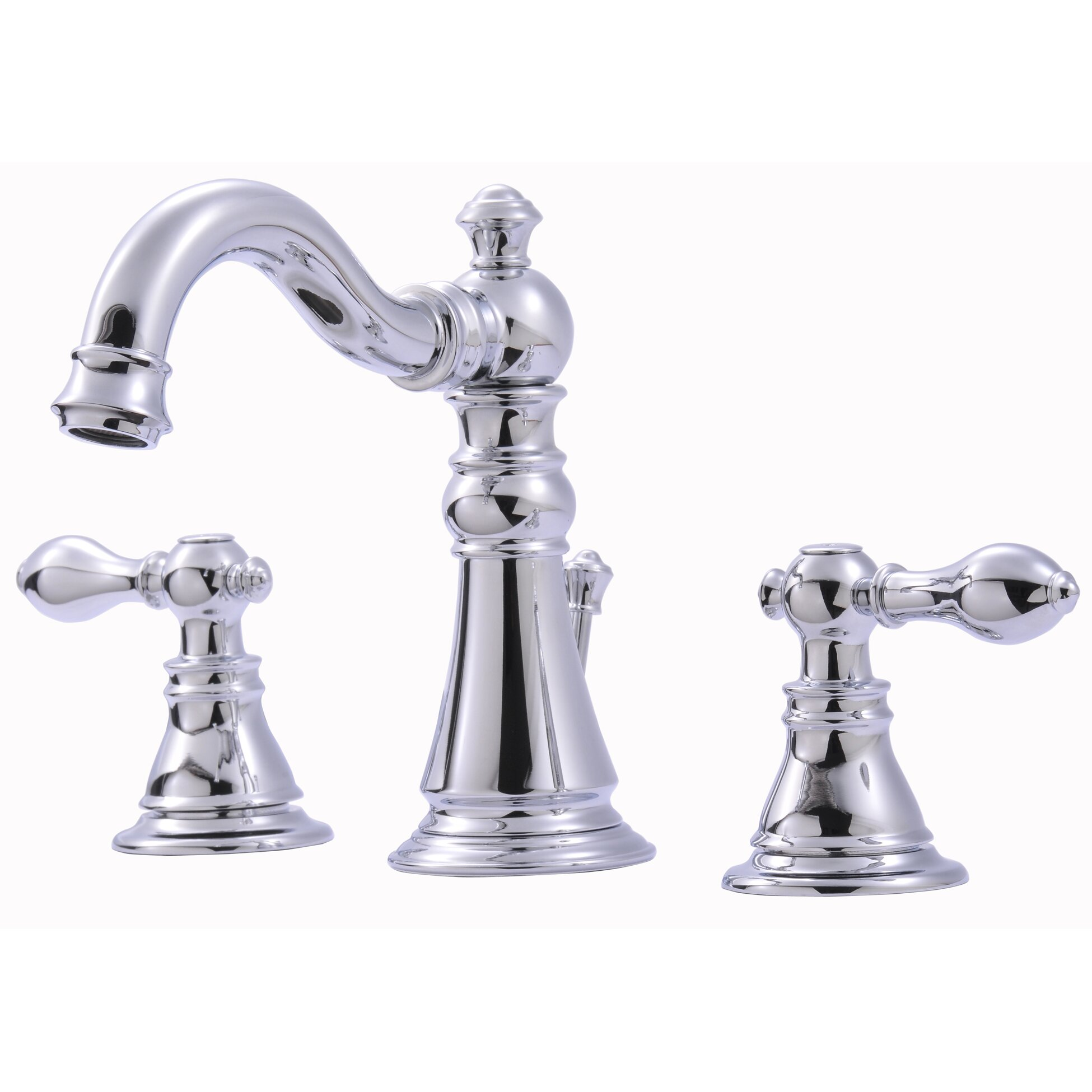 Widespread Vanity Faucet : Bathroom Fixtures ... Widespread Bathroom Sink Faucets Ultra Faucets ...