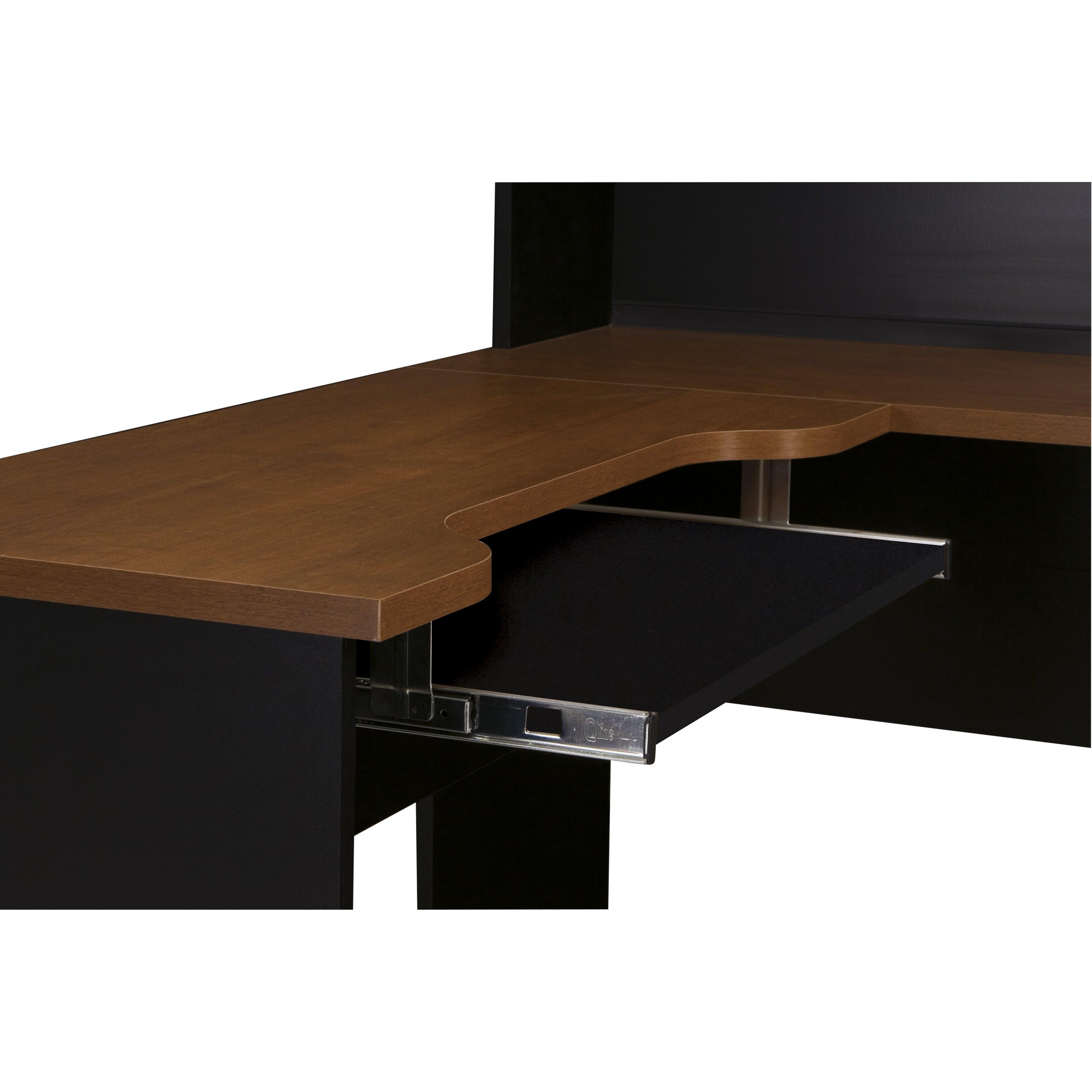 Bestar Innova U Shape Executive Desk Wayfair