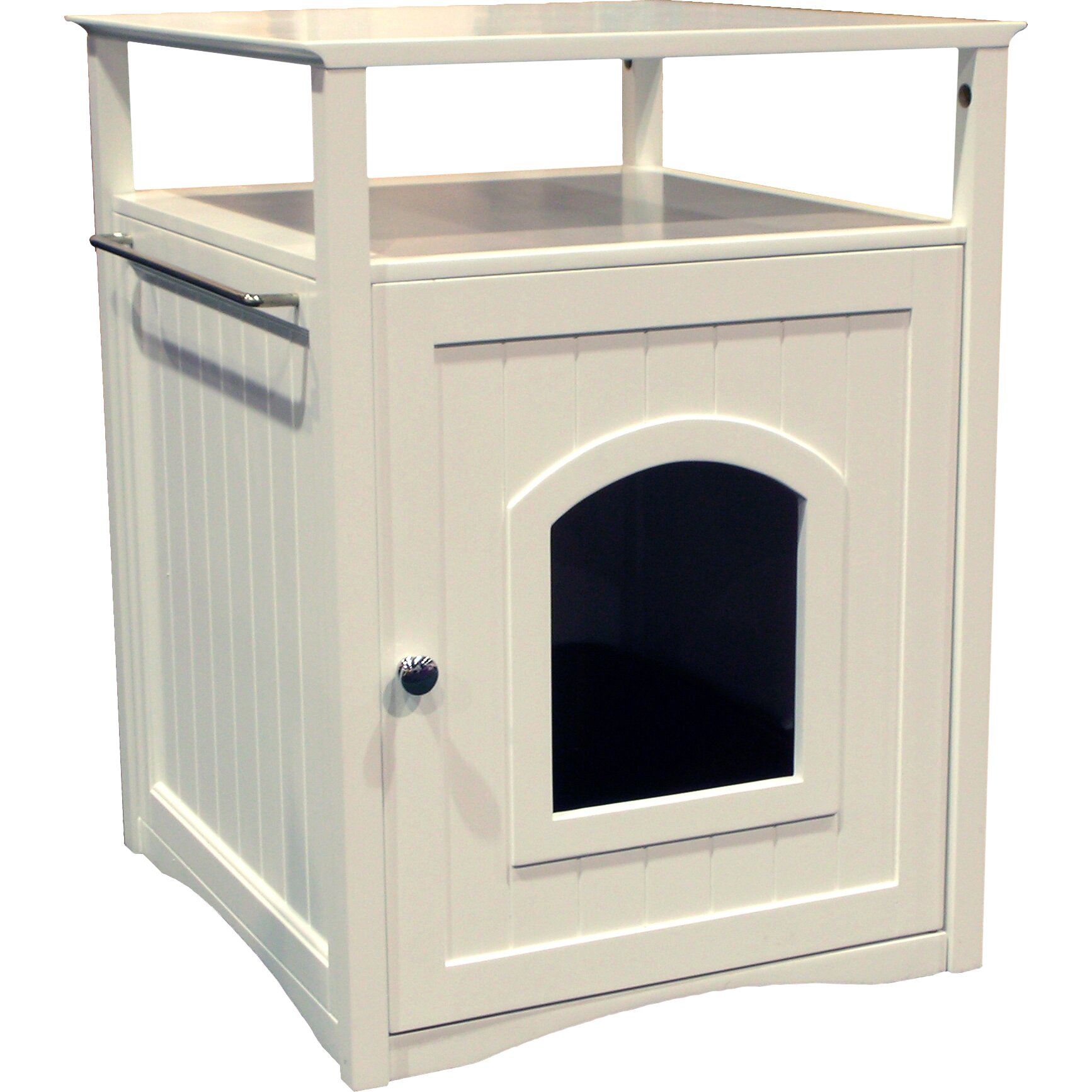 Wooden Litter Box Cabinets Litter Boxes Enclosures