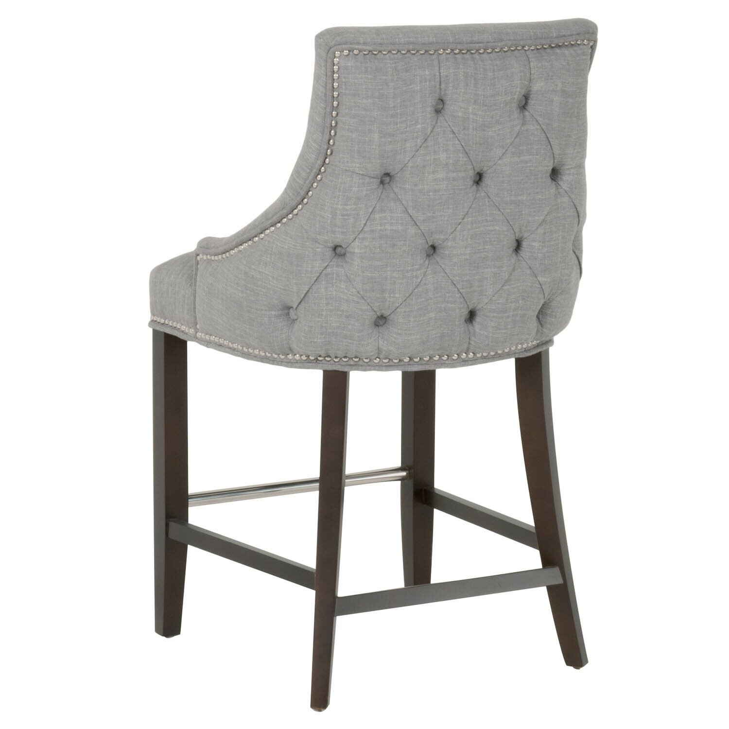 "Orient Express Furniture Avenue 26"" Bar Stool with Cushion ..."