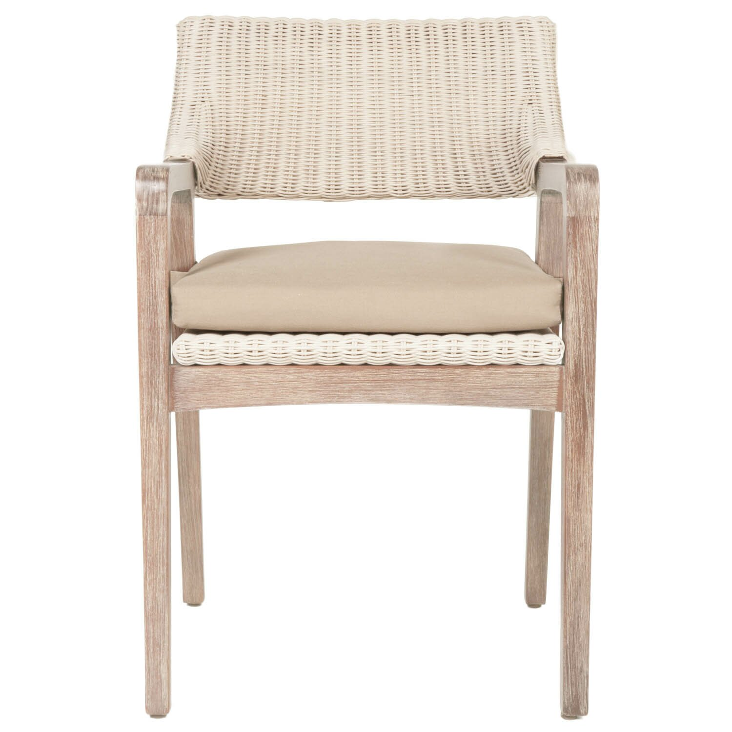 Orient Express Furniture Lucia Arm Chair & Reviews