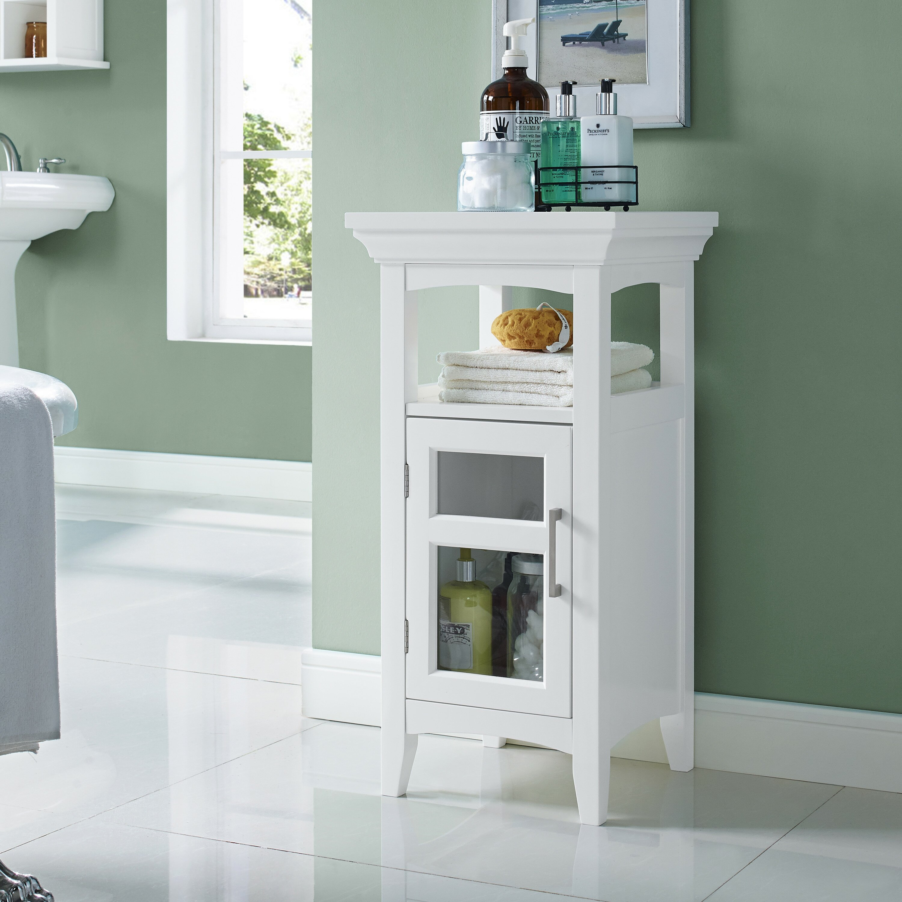 Just Cabinets Aberdeen Bathroom Cabinets Youll Love