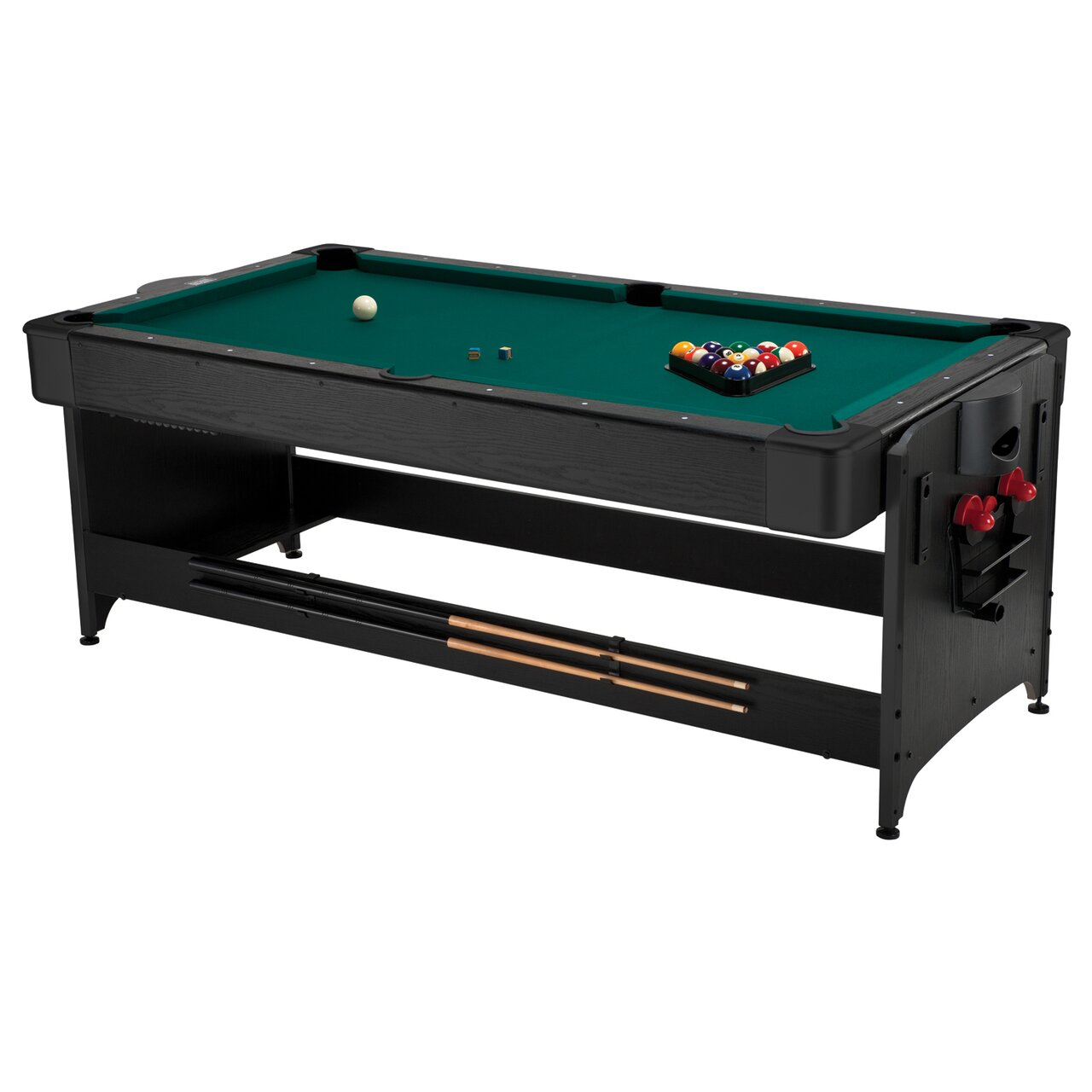 Best Interior Ideas kingofficeus : GLD Products Fat Cat Pockey25C22599 3 in 1 Game Table from kingoffice.us size 1280 x 1280 jpeg 85kB