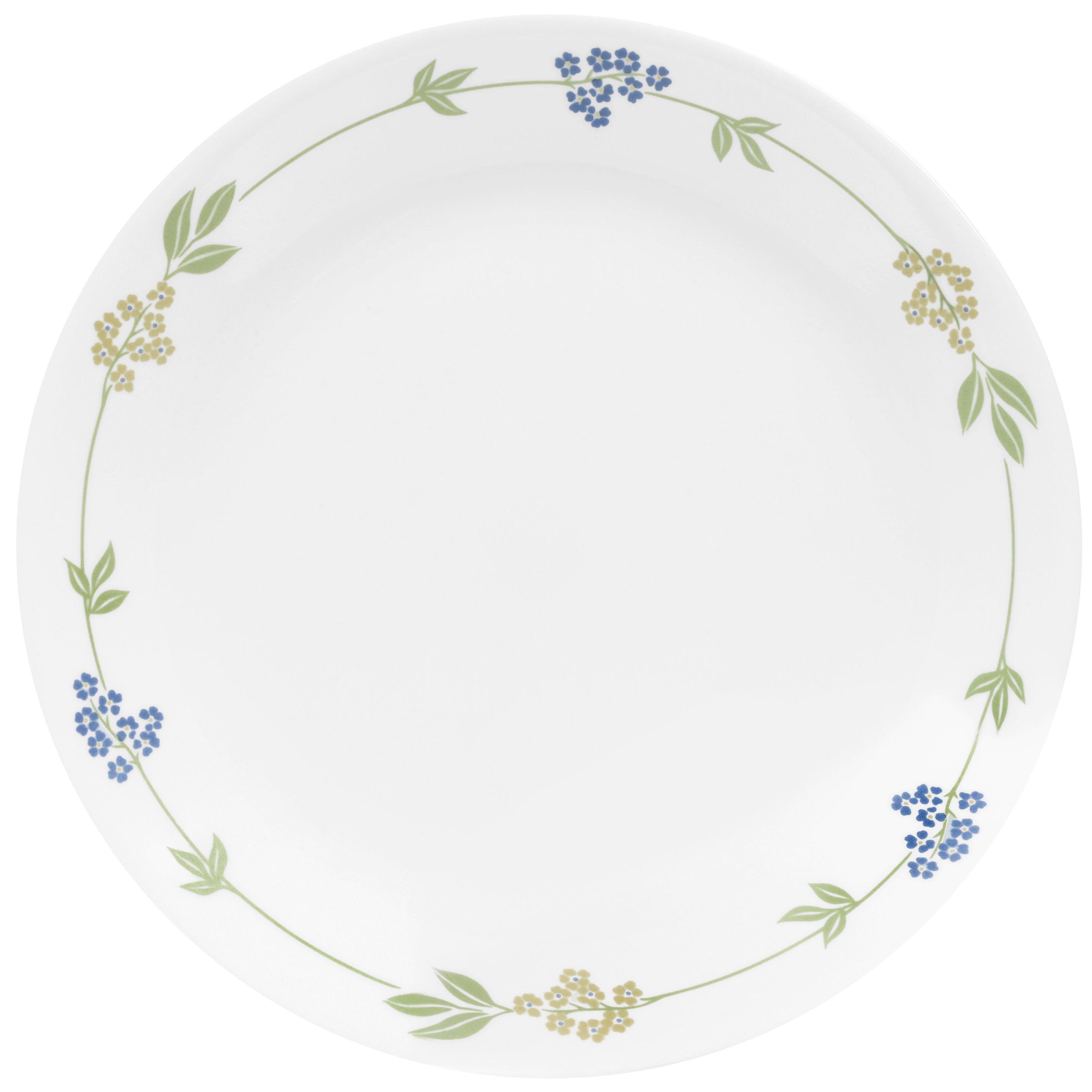 Corelle Livingware 1025 Secret Garden Dinner Plate Reviews