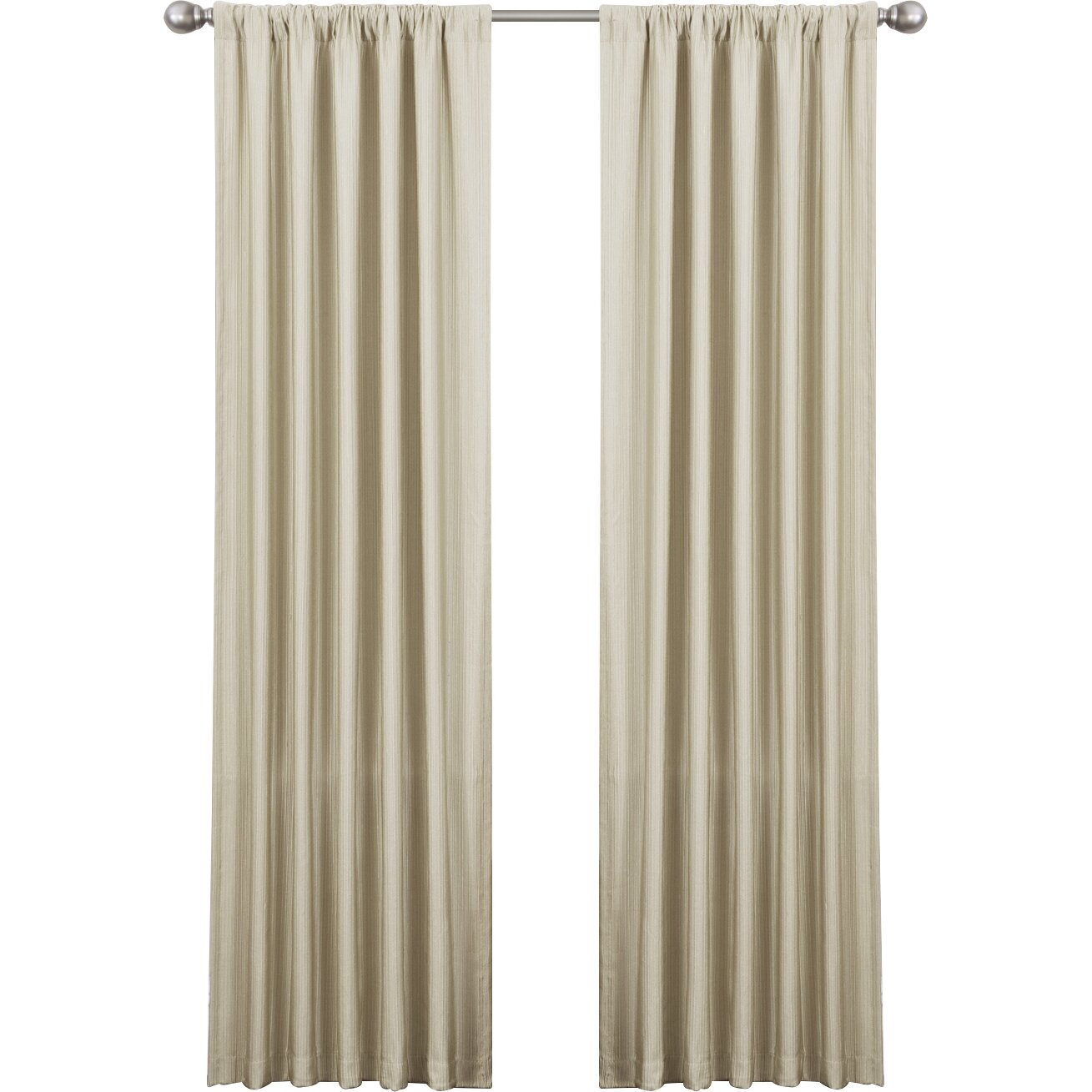 Lush Decor Lake Como Curtains Window Curtain Panels Free Image