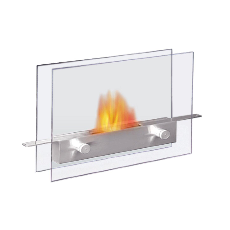 Anywhere Fireplace Metropolitan Bio-Ethanol Tabletop Fireplace - Anywhere Fireplace Metropolitan Bio-Ethanol Tabletop Fireplace