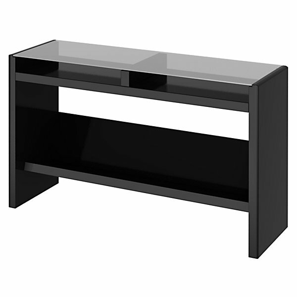 Office Console Table: Kathy Ireland Office By Bush New York Skyline Laptop