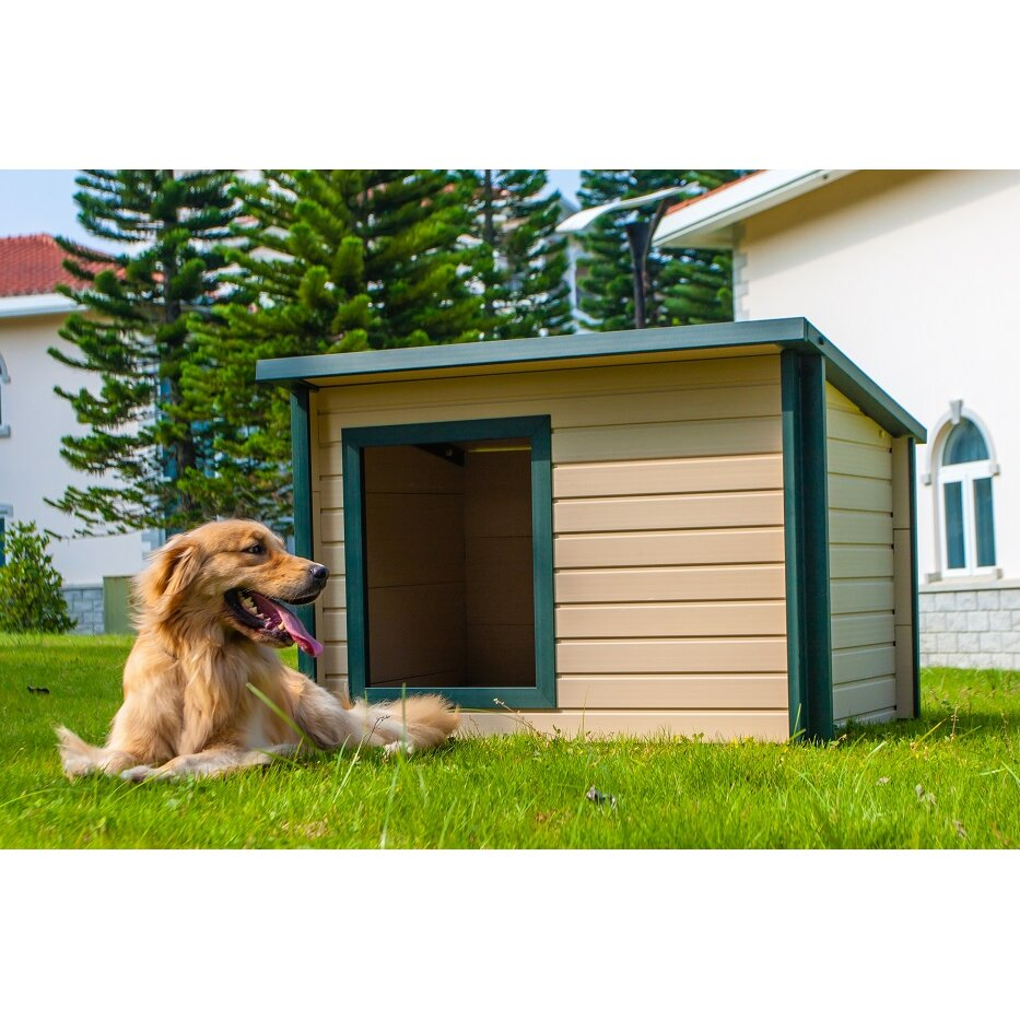 Perfect Pet Zone Tuff N Rugged Dog House Roof Large Noten Animals