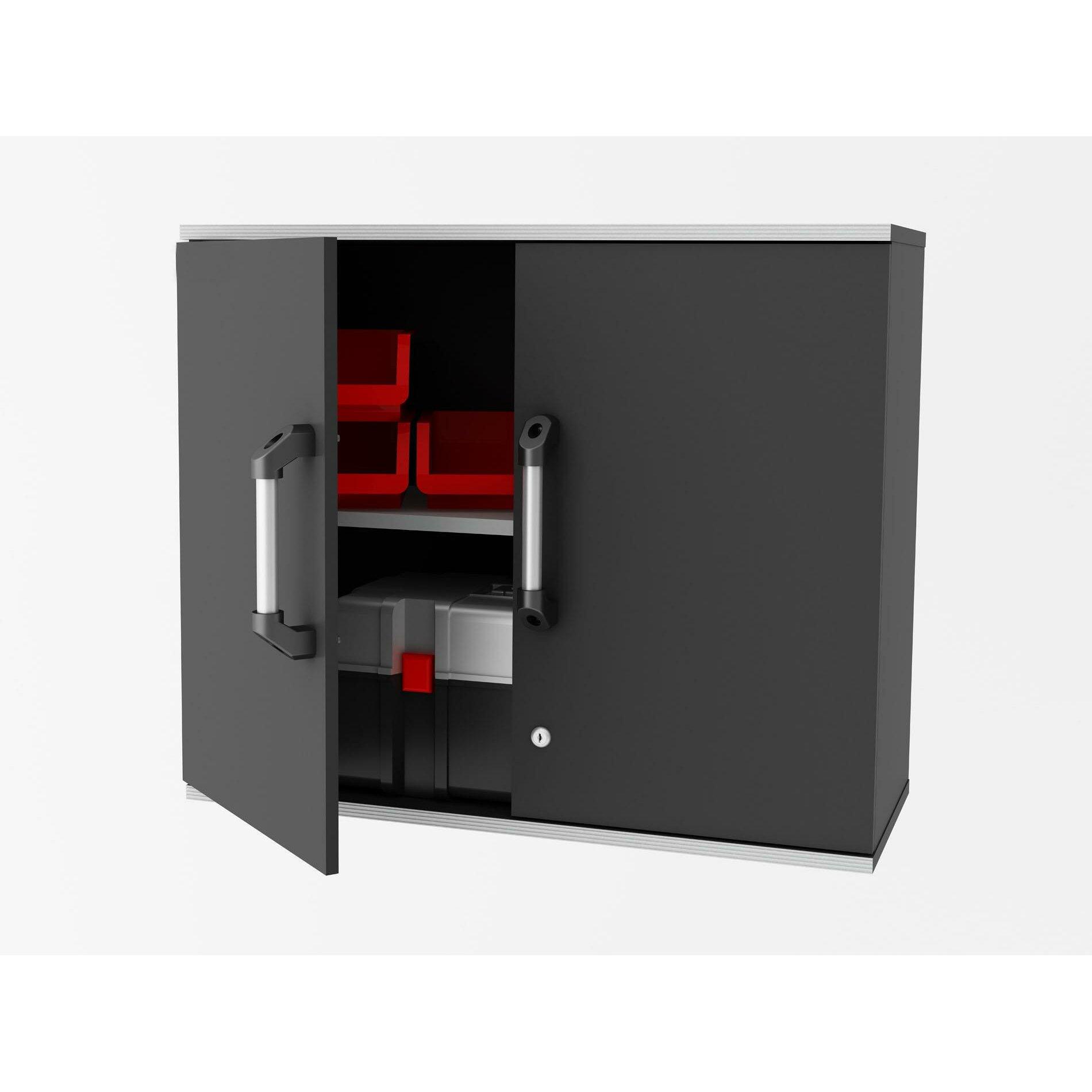 altra boss 249 h x 298 w x 118 d wall storage cabinet wall s