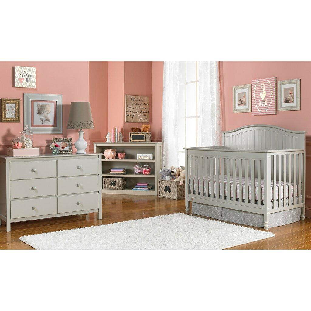 Emma iron crib for sale - Fisher Price Del Mar 5 In 1 Convertible Crib