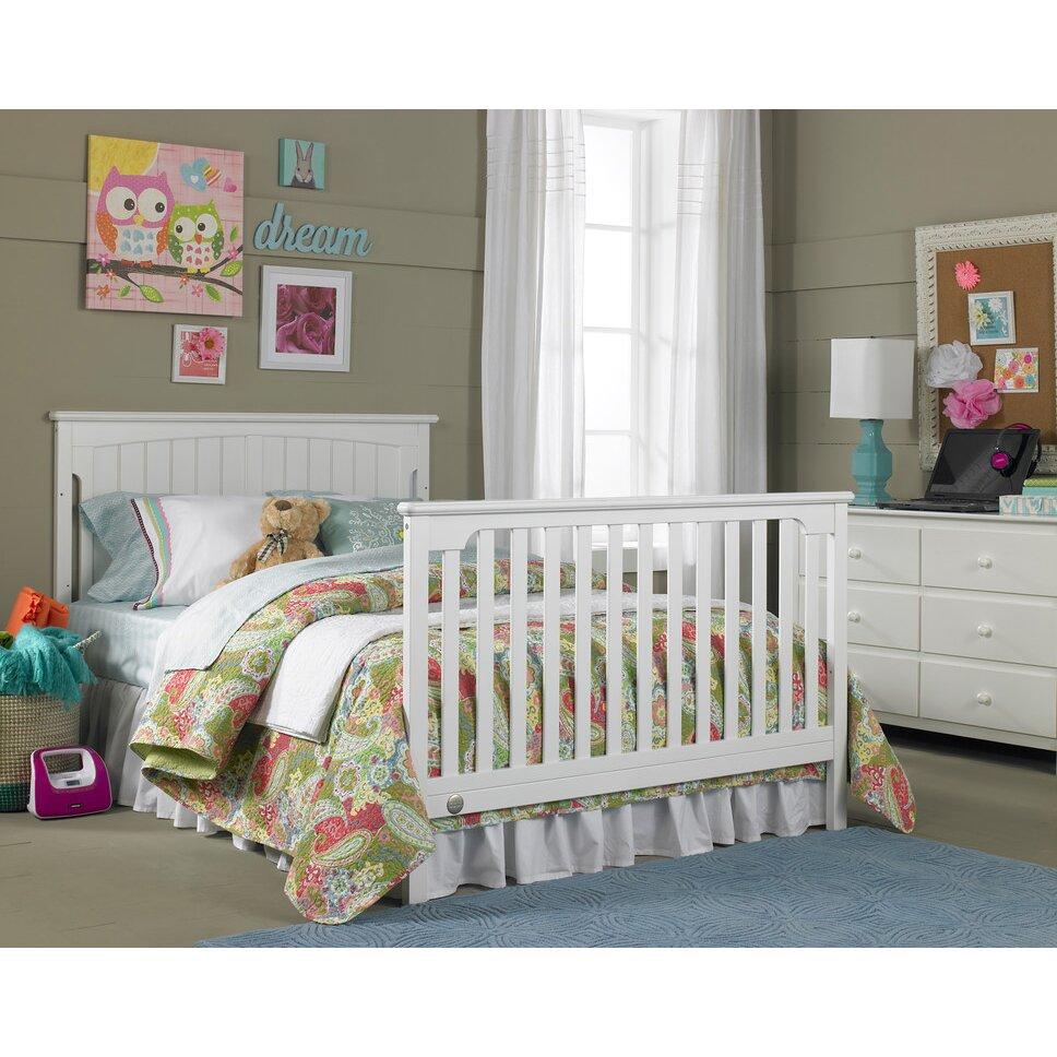 Honest crib for sale - Fisher Price Colton 5 In 1 Convertible Crib