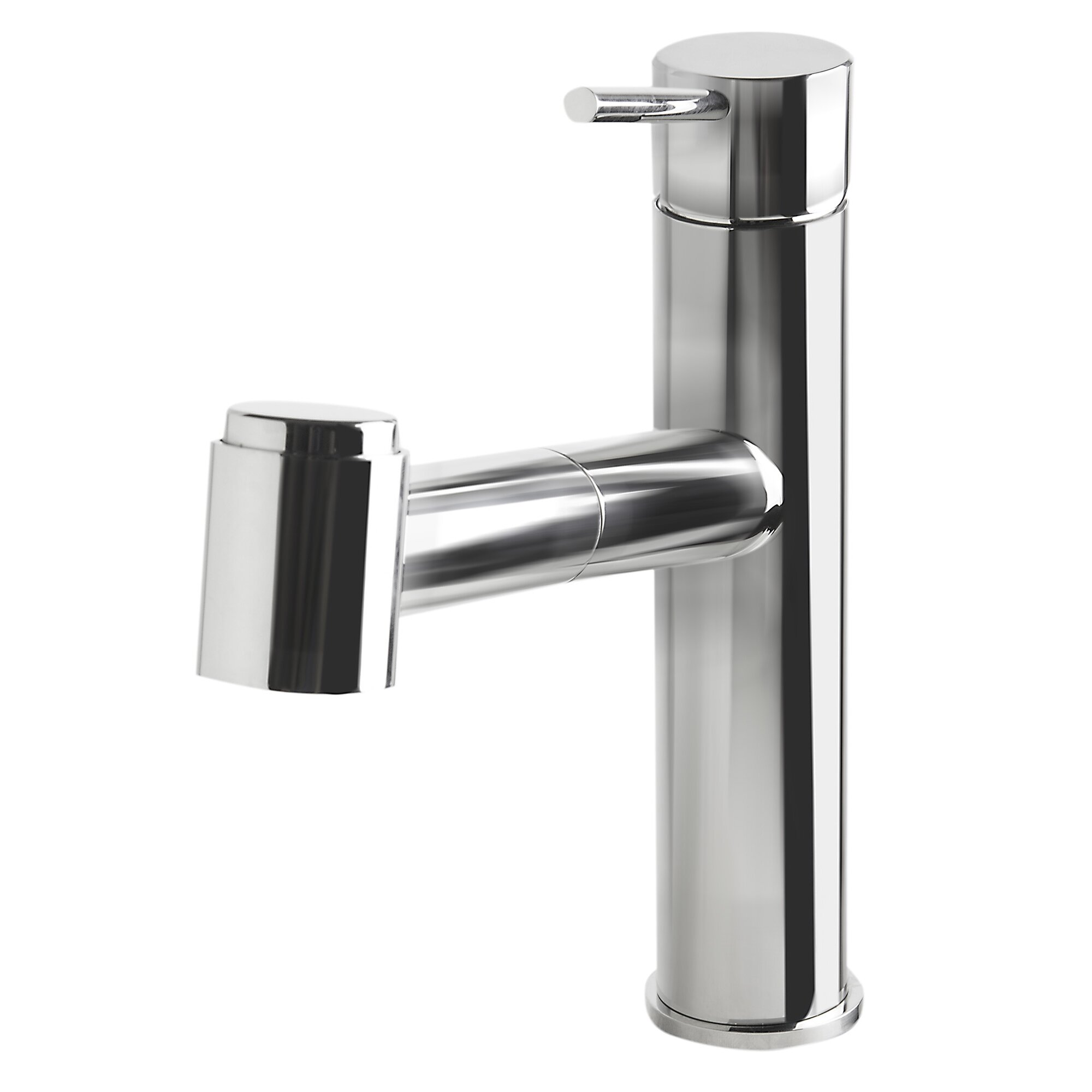 Pull Out Spray Kitchen Faucets Alfi Brand Kitchen Faucet With Pull Out Spray Reviews Wayfair