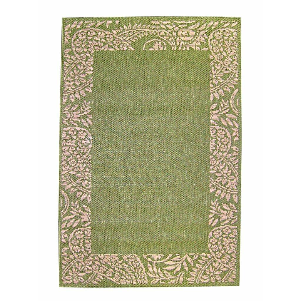 American Mills Paisley Green Area Rug & Reviews