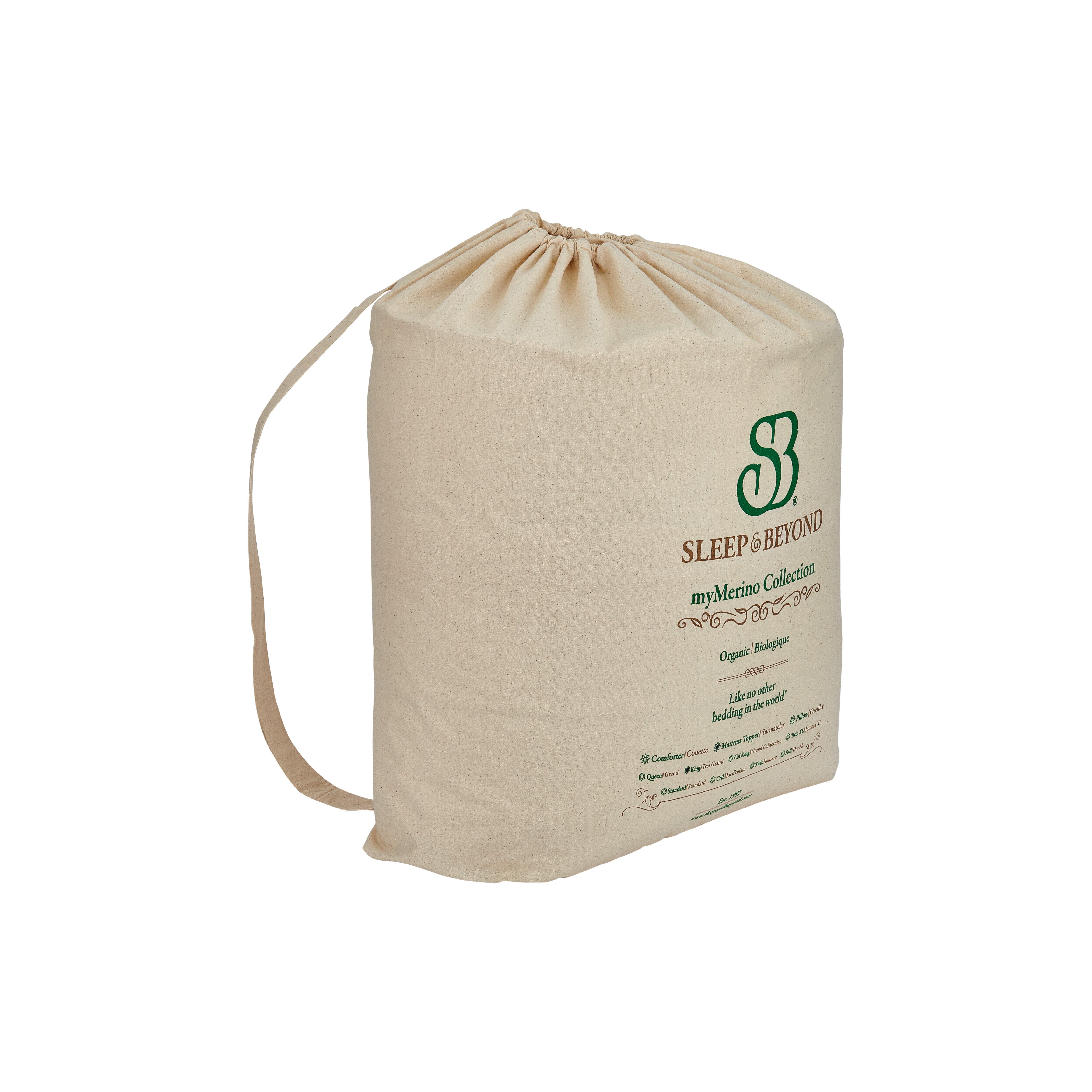 Sleep amp beyond organic merino wool mattress topper amp reviews wayfair ca