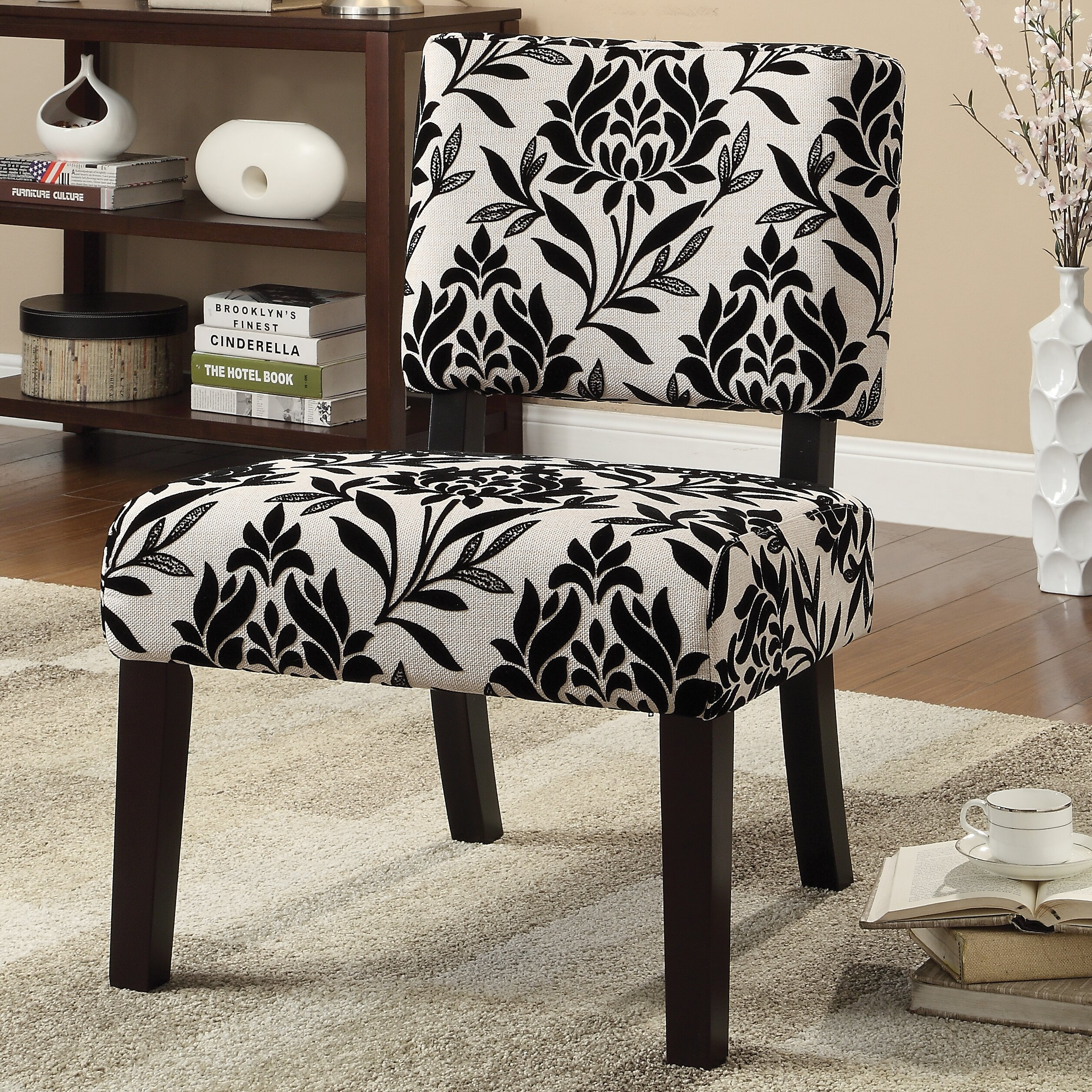 Office Star Jasmine Accent Chair In Paradise Amp Reviews