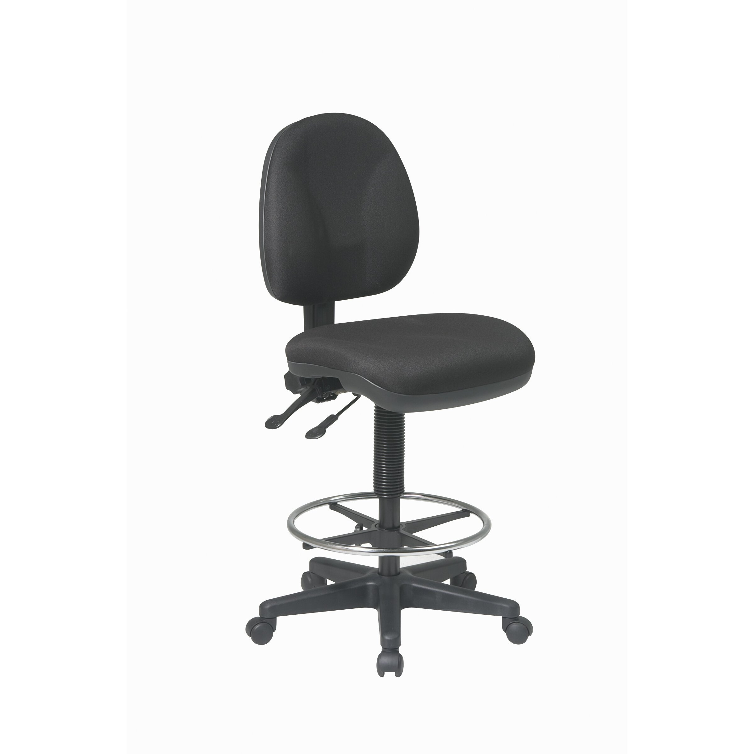 Office Star Work Smart HighBack Drafting Chair Reviews – High Drafting Chair