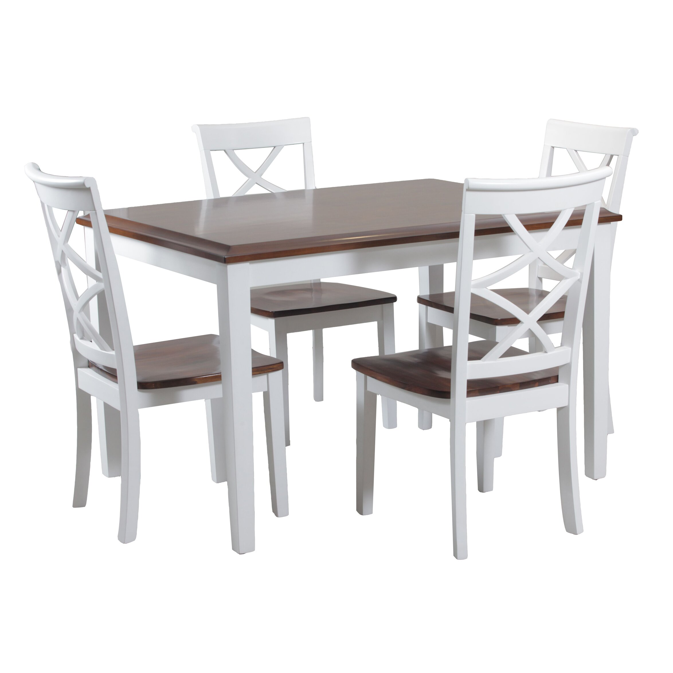 Chairs Brown Furnishings Frederik Piece Dining Set. Content Base.co. Full resolution  portrait, nominally Width 2348 Height 2348 pixels, portrait with #61463C.