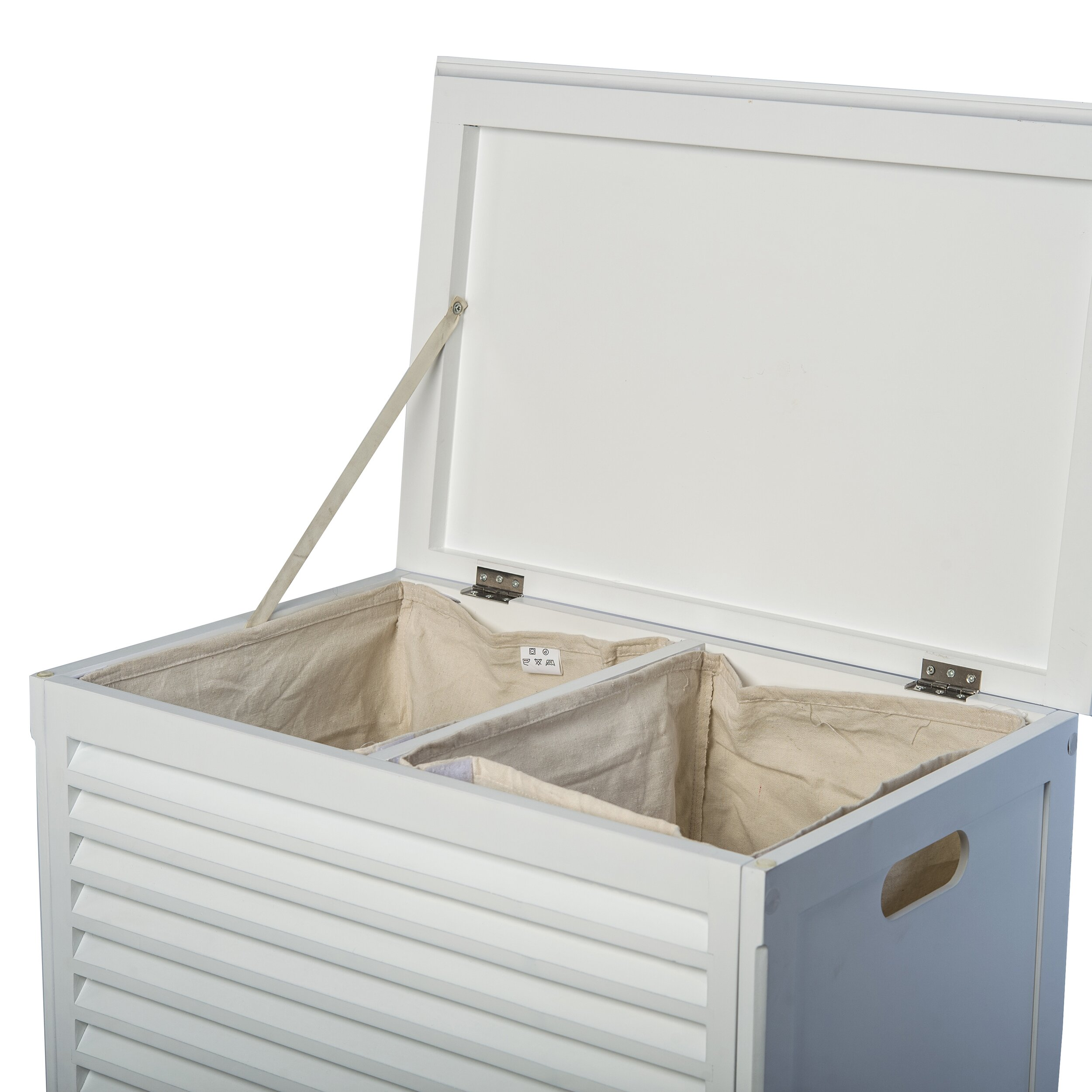 Elegant Home Fashions Salem Laundry Sorter. Elegant Home Fashions Salem Laundry Sorter   Reviews   Wayfair
