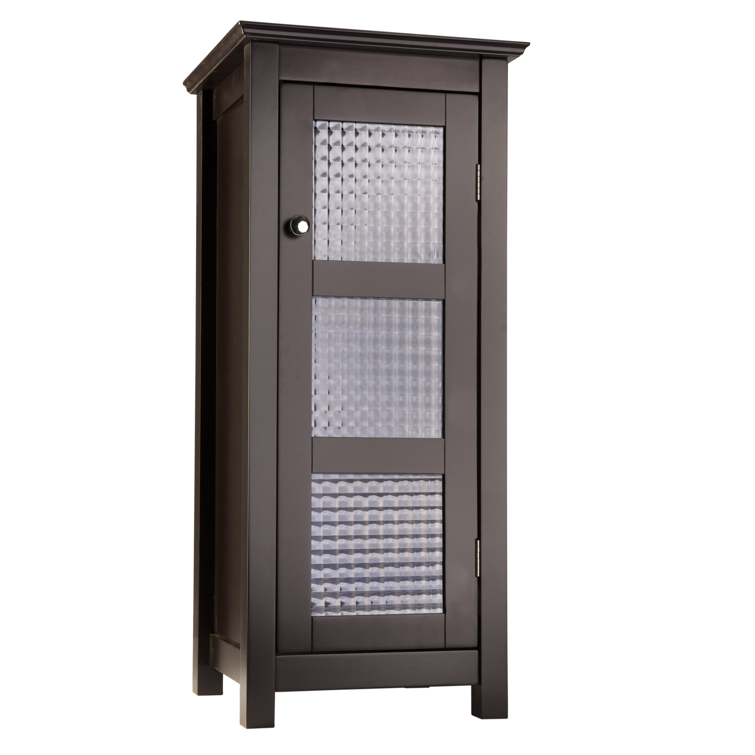 White floor cabinet with glass doors white appliances elegant home fashions chesterfield floor glass door cabinet eventelaan Image collections