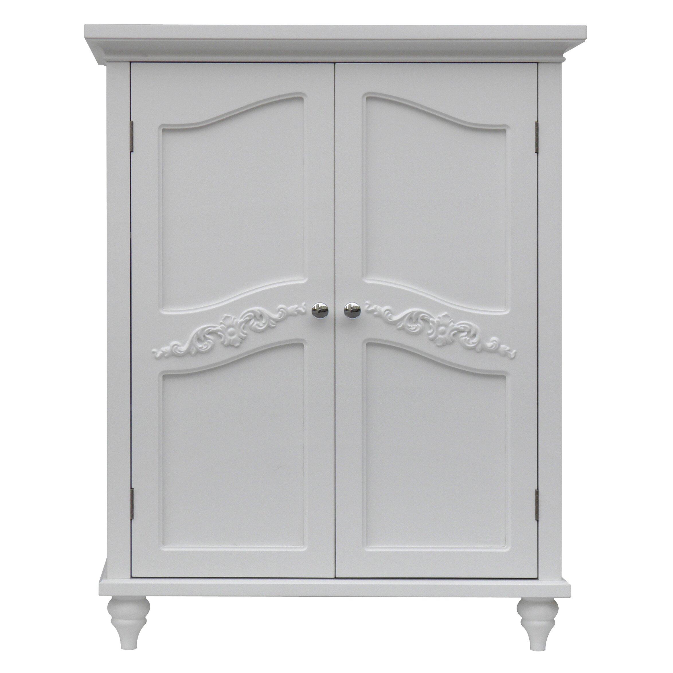 Elegant Home Fashions Versailles 27 quot  W x 34 quot. Elegant Home Fashions Versailles 27  W x 34  H Cabinet   Reviews