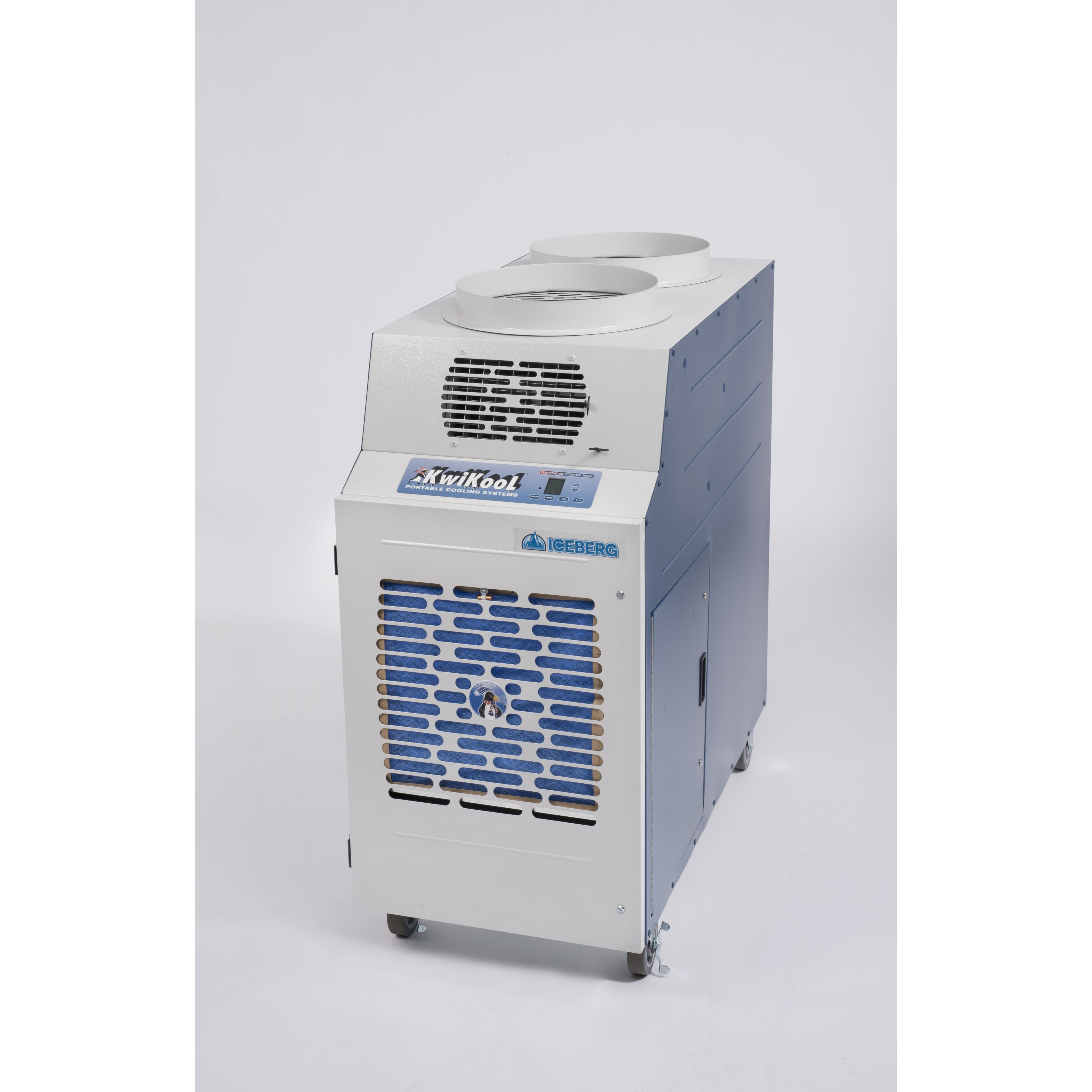 #2C487A KwiKool Iceberg Series 23 500 BTU Portable Air Conditioner  Brand New 11701 Desk Air Conditioner images with 4200x4200 px on helpvideos.info - Air Conditioners, Air Coolers and more