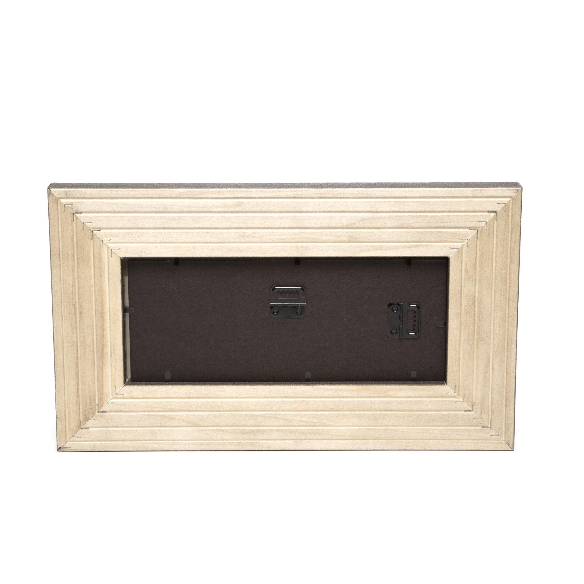 craig frames inc 25 wide distressed wood picture frame poster frame