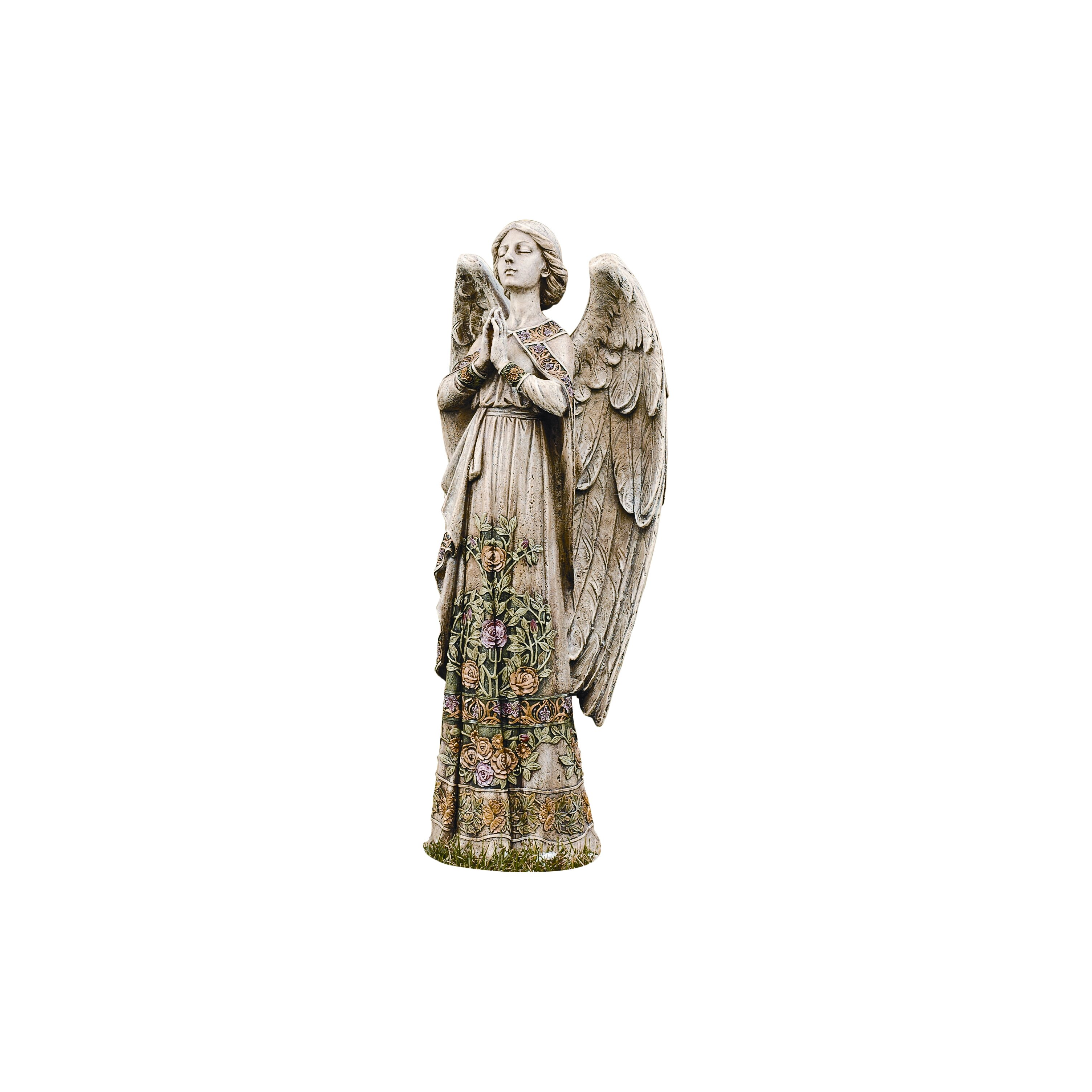 Roman Inc Praying Angel Garden Statue Reviews Wayfair